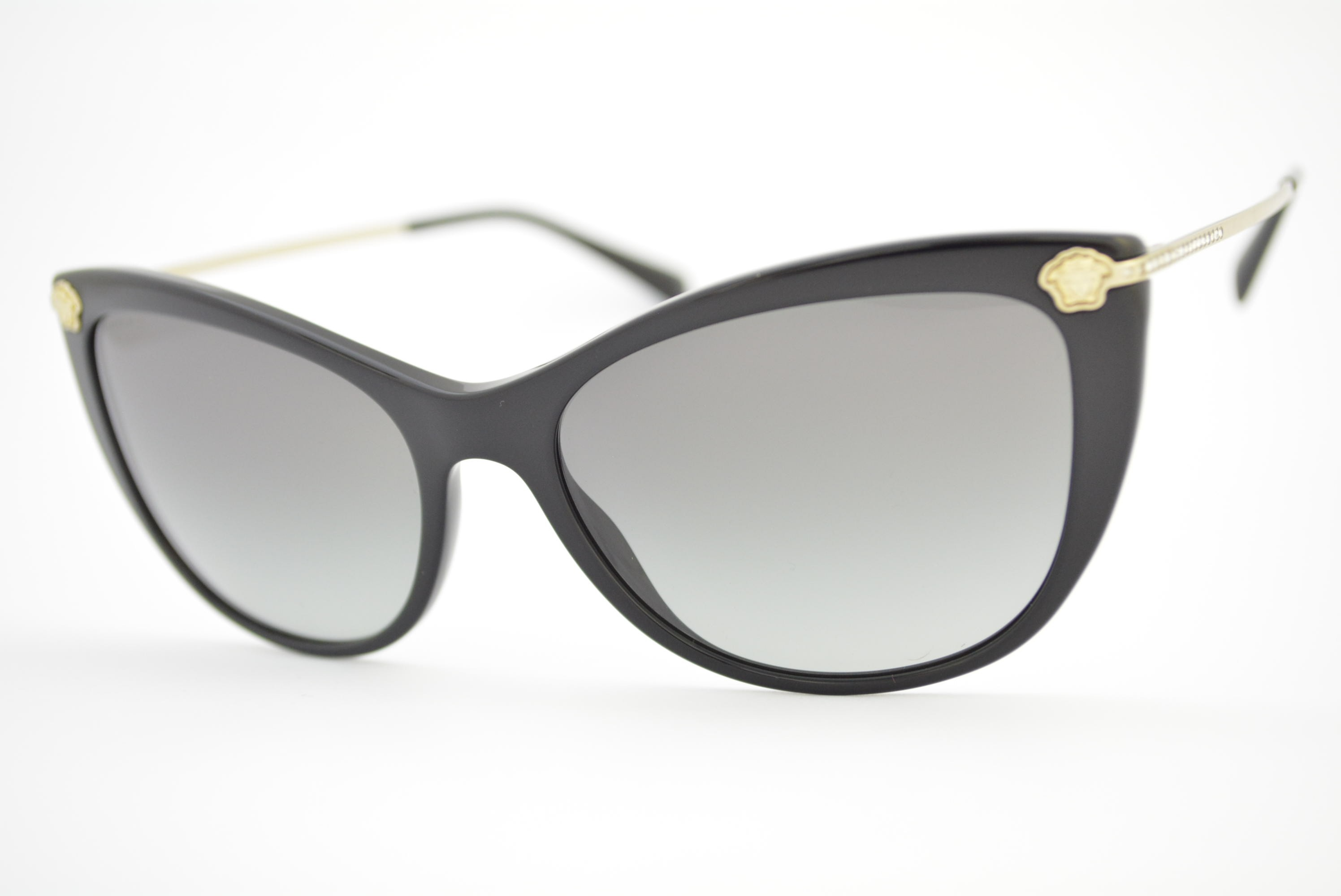 e6b4c663643c4 óculos de sol Versace mod 4345-B GB1 11 Ótica Cardoso