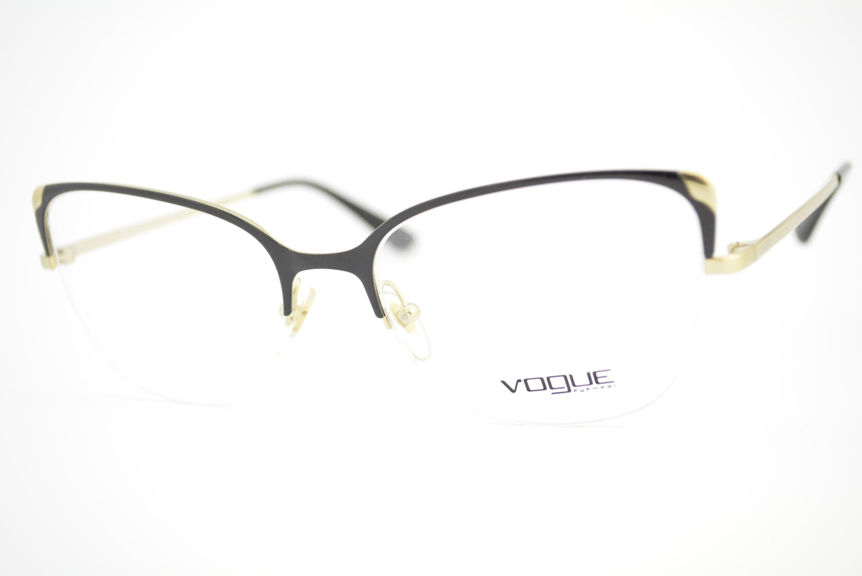 479fccc23 armação de óculos Vogue mod vo4077 352 Ótica Cardoso