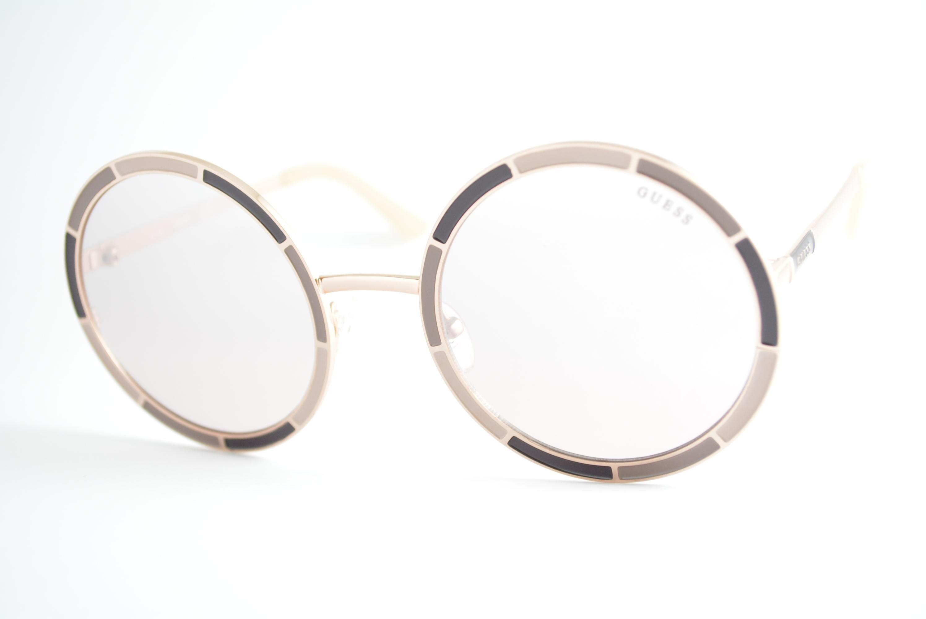 óculos de sol Guess mod gu7584 47u