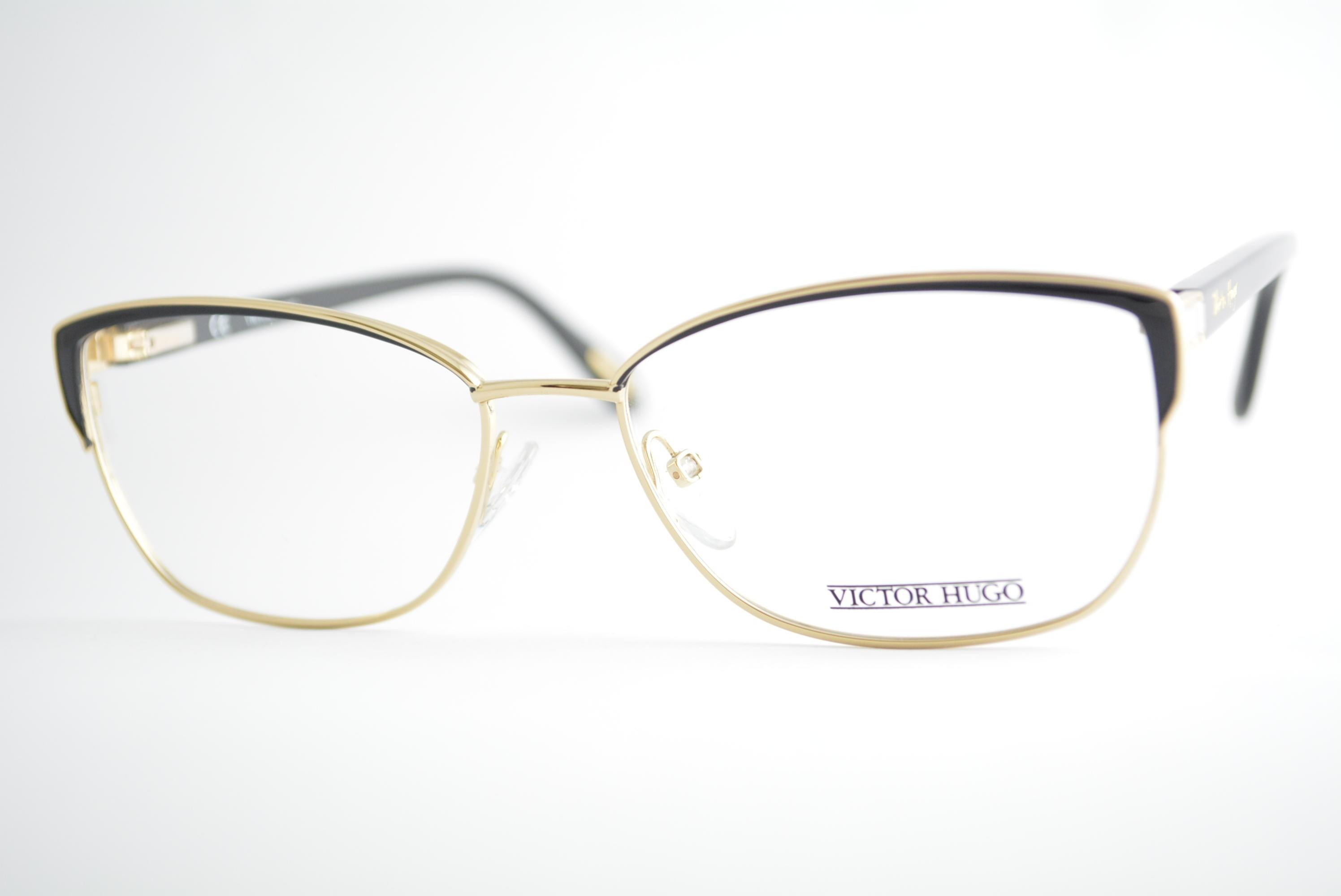d141de917 armação de óculos Victor Hugo mod vh1242s col.0301 Ótica Cardoso