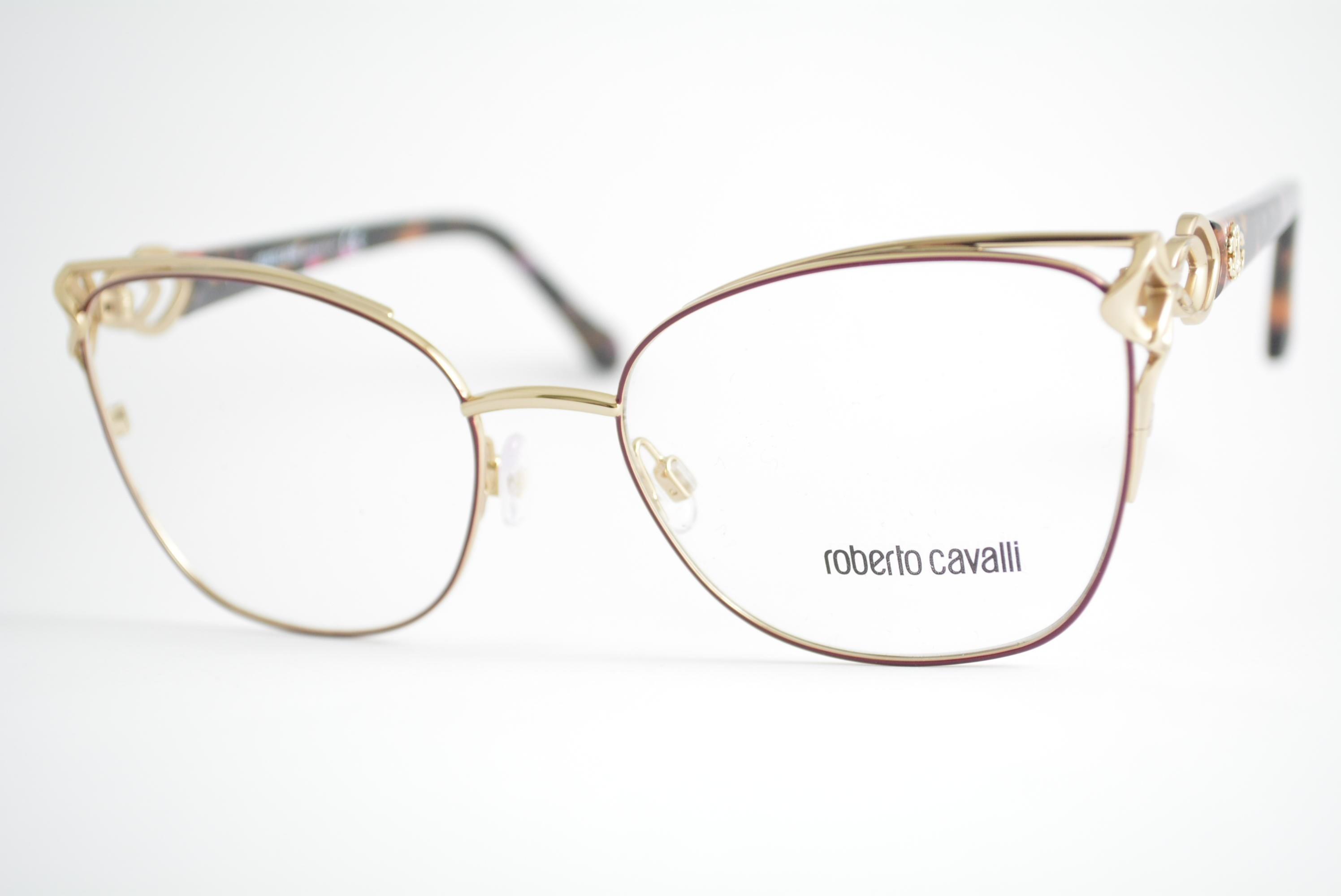 armação de óculos Roberto Cavalli mod 5062 a31 Ótica Cardoso 2402638d50
