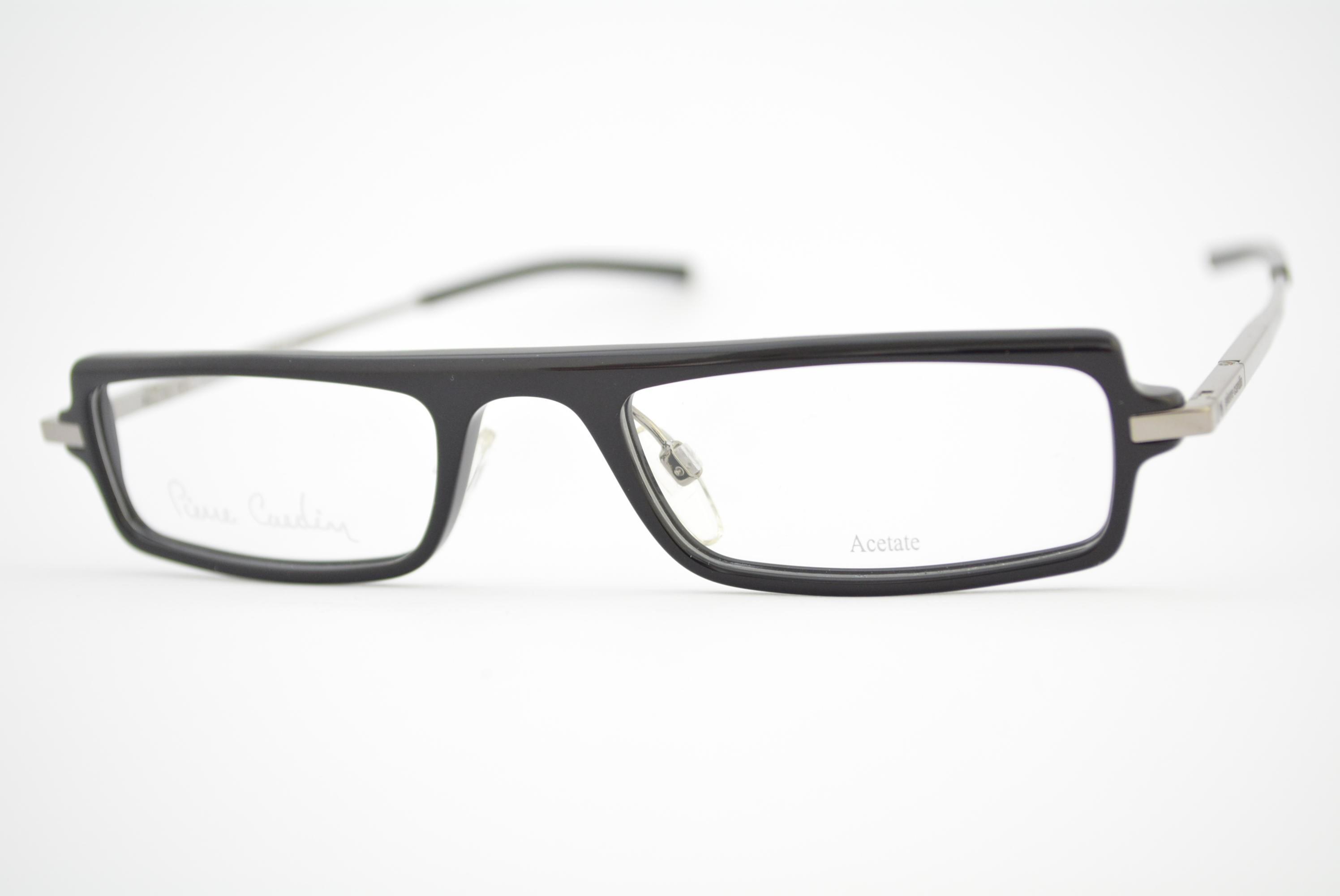 ecb23dc1c armação de óculos Pierre Cardin mod pc6205 807 Ótica Cardoso