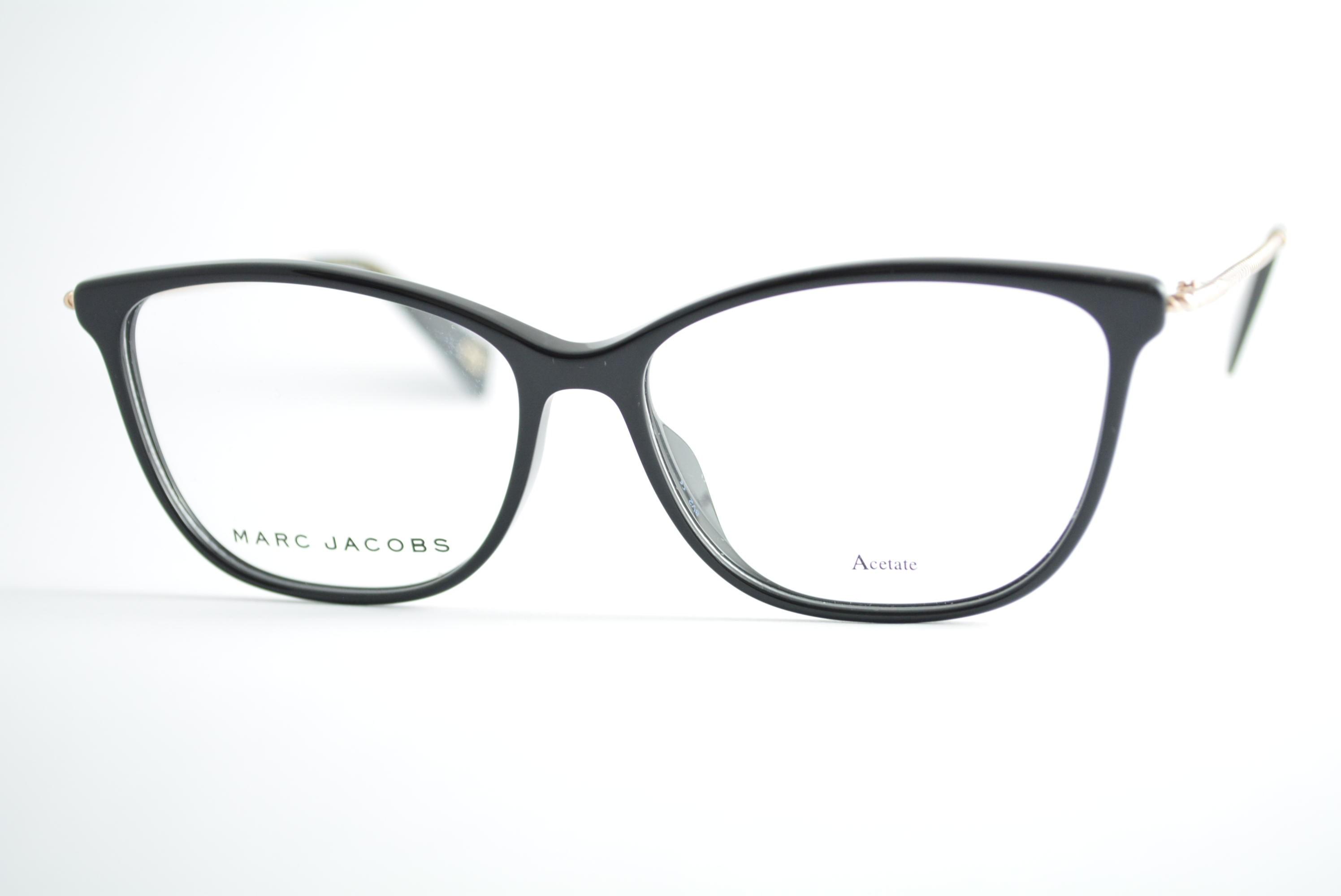 armação de óculos Marc Jacobs mod marc 258 807