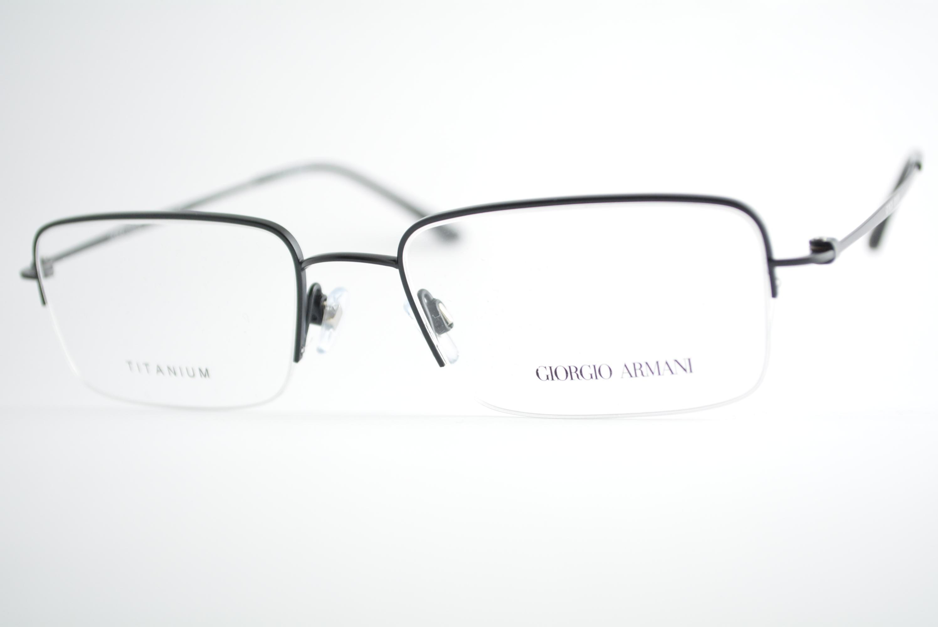 433ac86bd armação de óculos Giorgio Armani mod ar5003-T 3001 Titanium Ótica ...