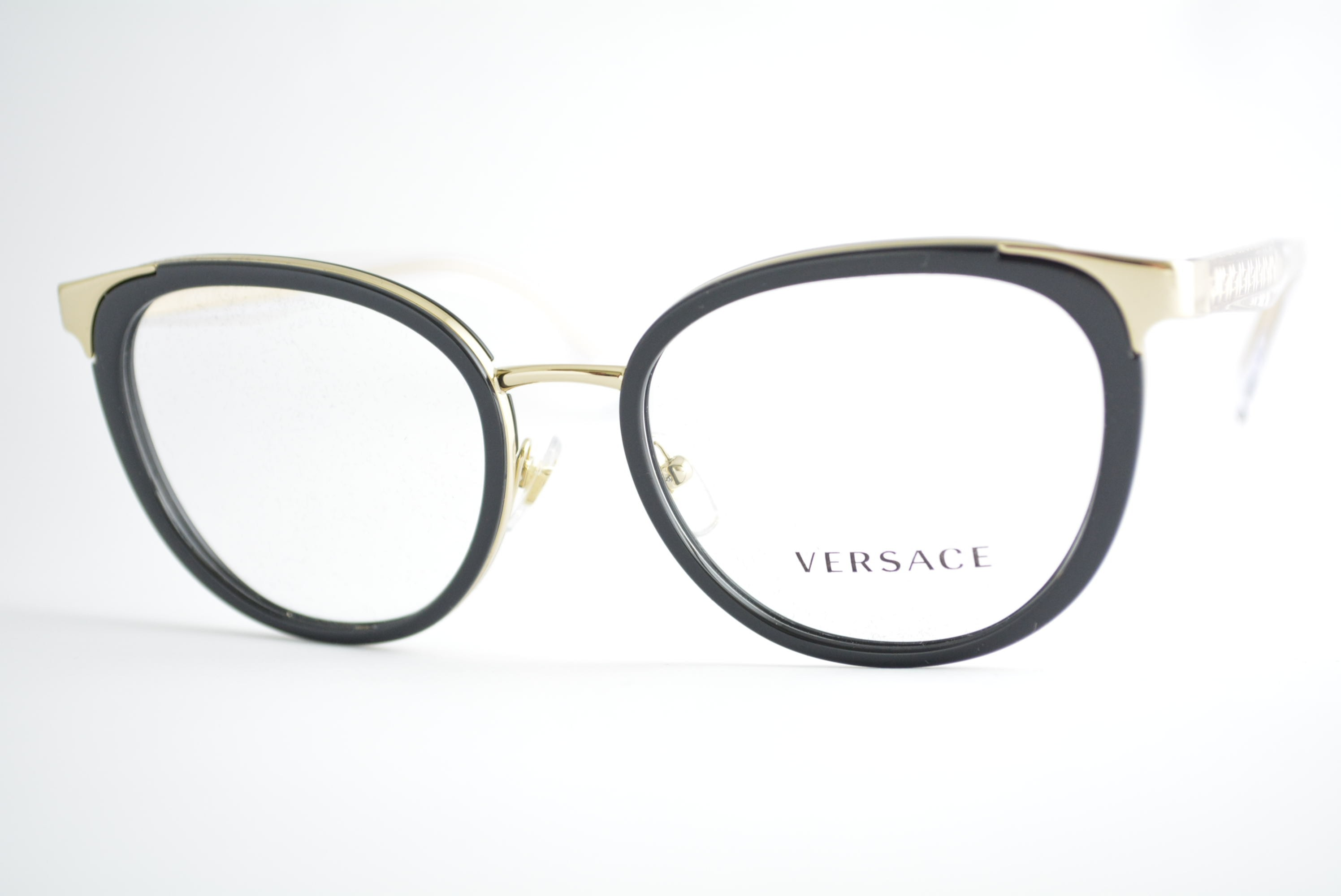 647c724beed79 armação de óculos Versace mod 1249 1252 Ótica Cardoso