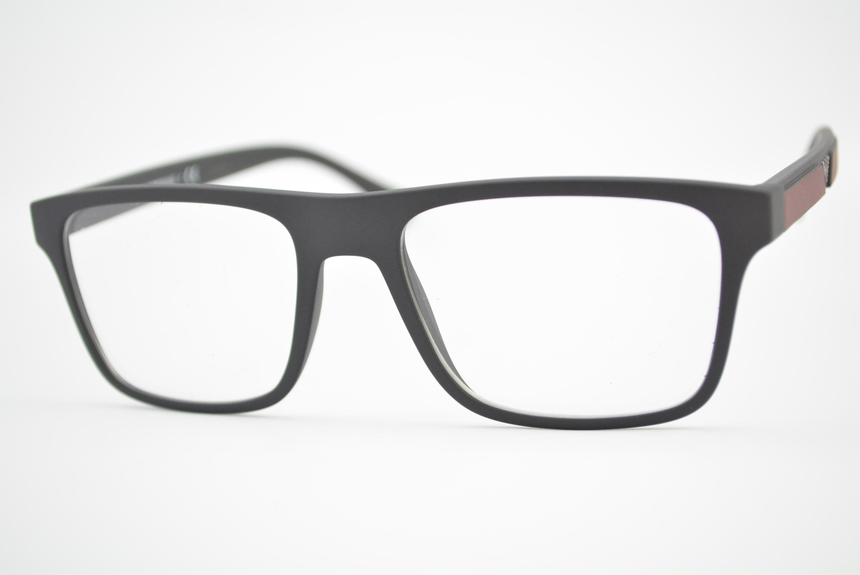 armação de óculos Emporio Armani mod EA4115 5042 1w Clip on Ótica ... 04e254bb7e