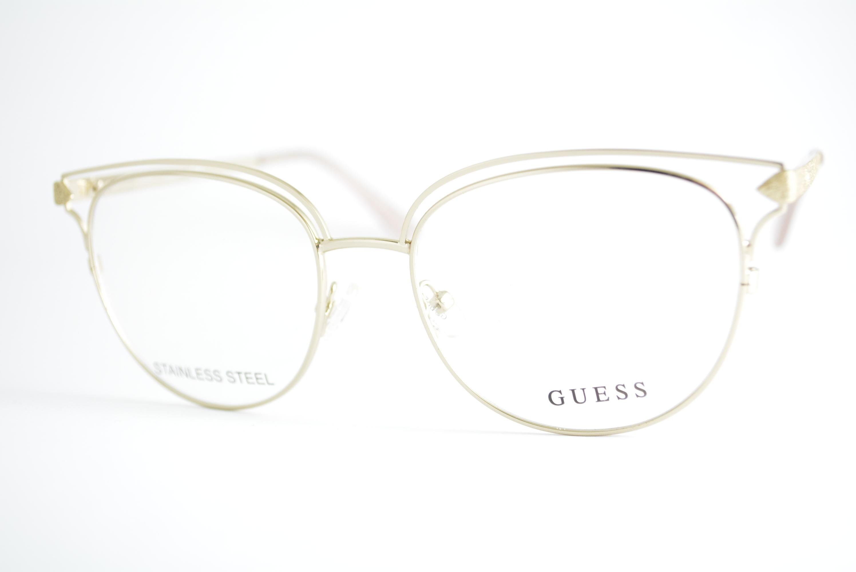 8dd522a179388 armação de óculos Guess mod gu2686 032 Ótica Cardoso