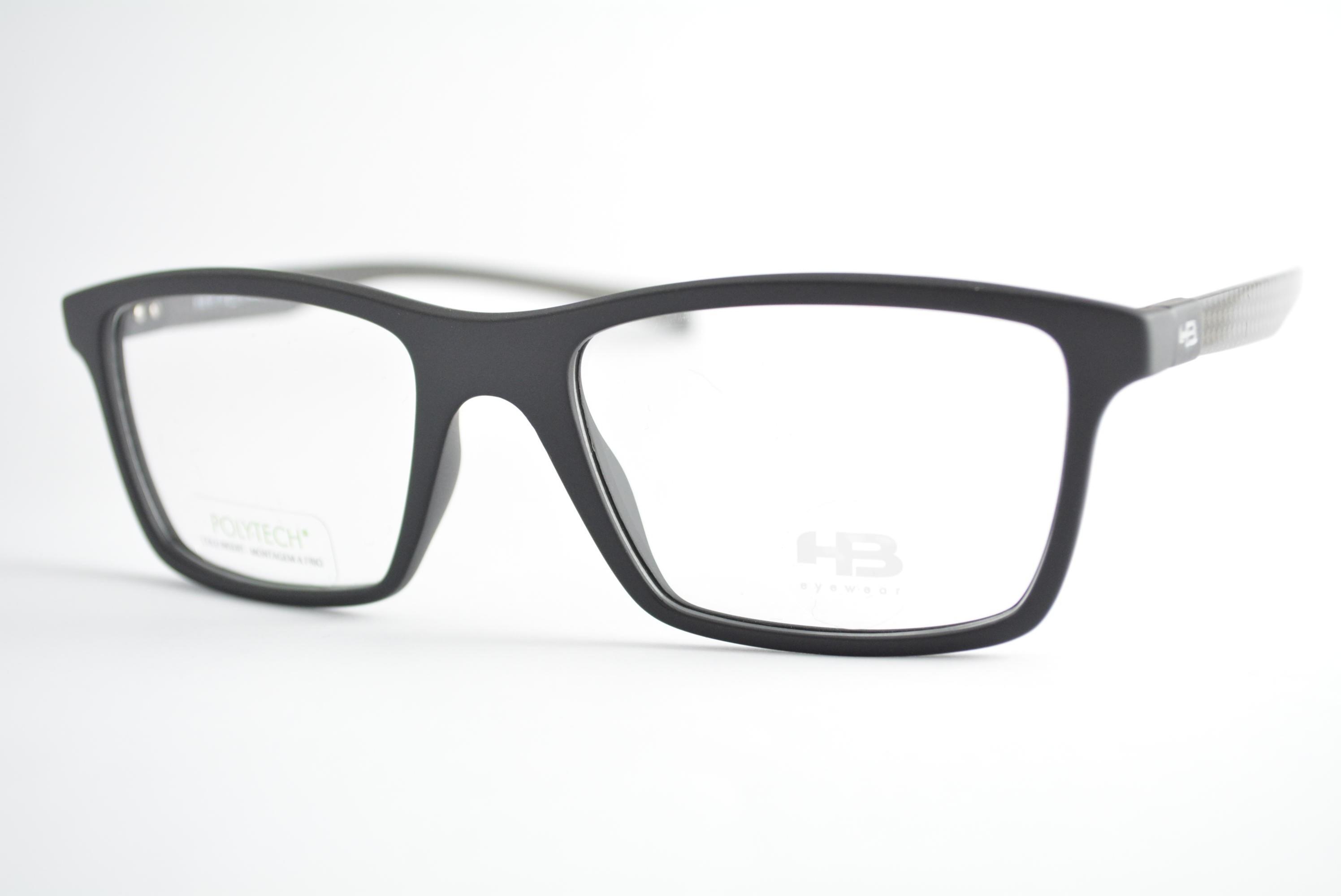 armação de óculos HB mod m93151 c757