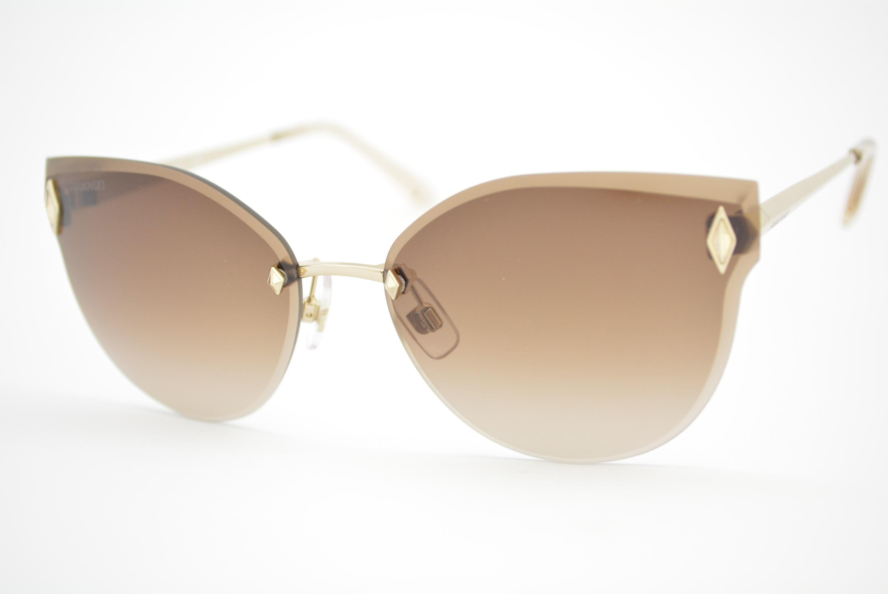 4601767a2 óculos de sol Swarovski mod sk158 32F Ótica Cardoso
