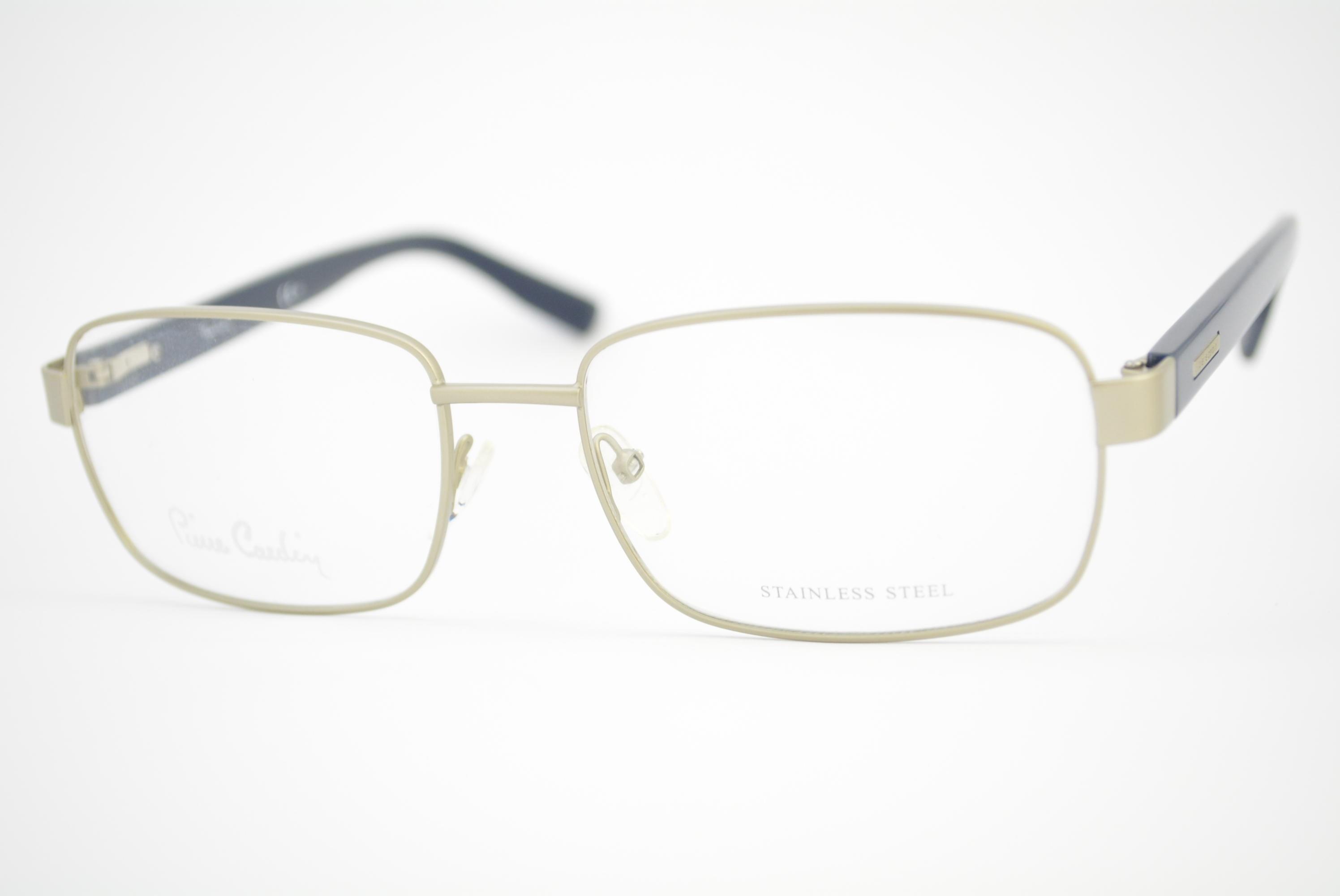 armação de óculos Pierre Cardin mod pc6826 shm