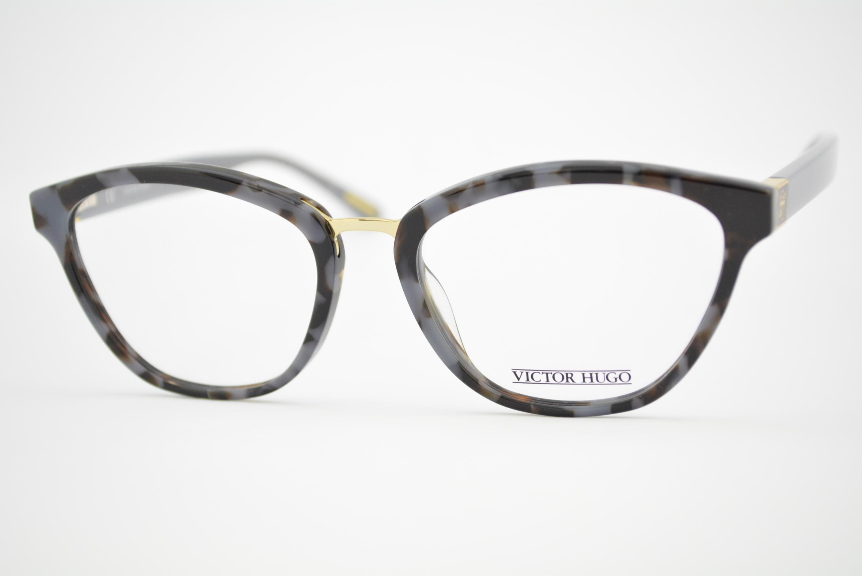 b84df043c0462 armação de óculos Victor Hugo mod vh1755 col.01gr Ótica Cardoso