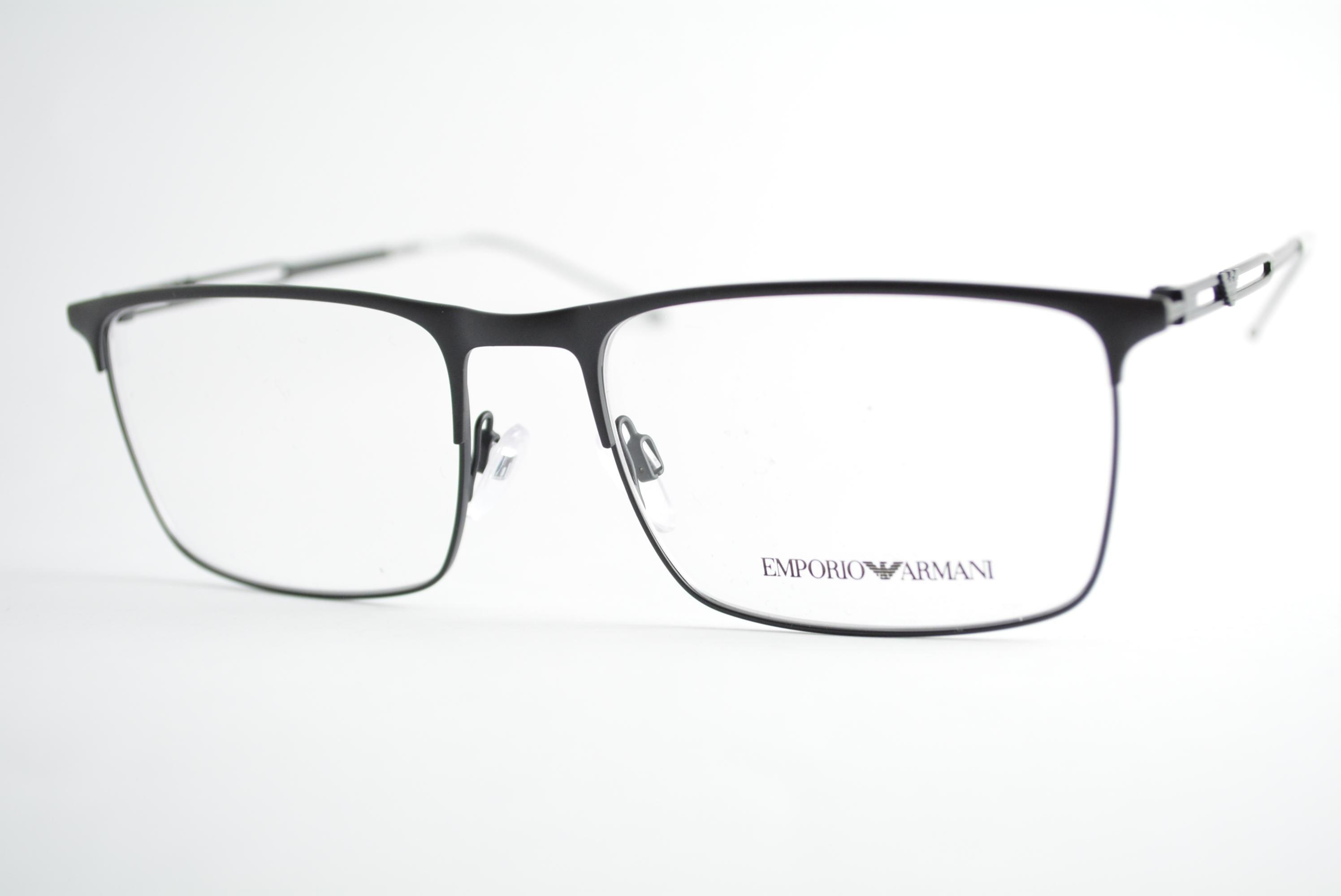 armação de óculos Emporio Armani mod EA1083 3001