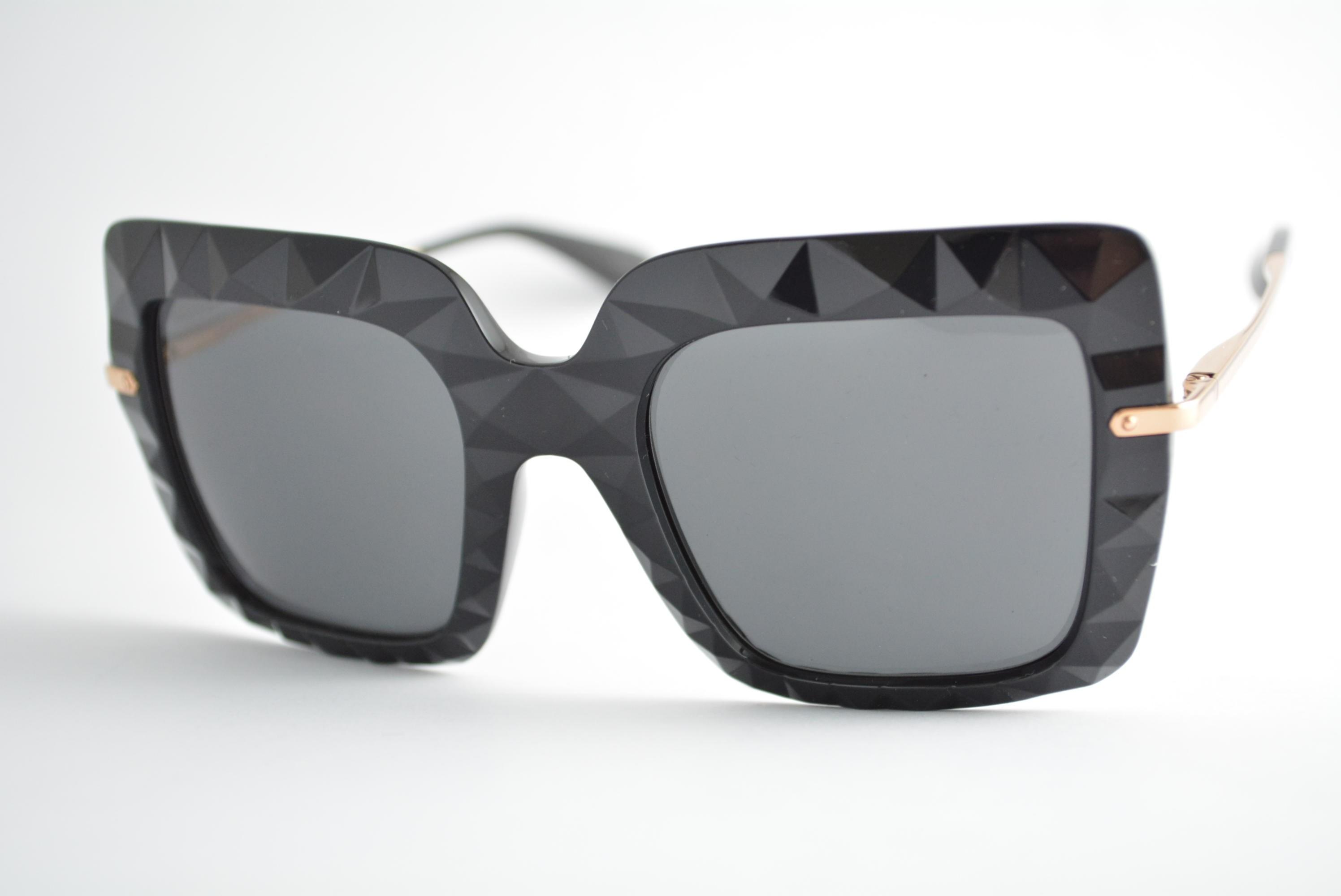 óculos de sol Dolce   Gabbana mod DG6111 501 87 Ótica Cardoso 8def9800e8