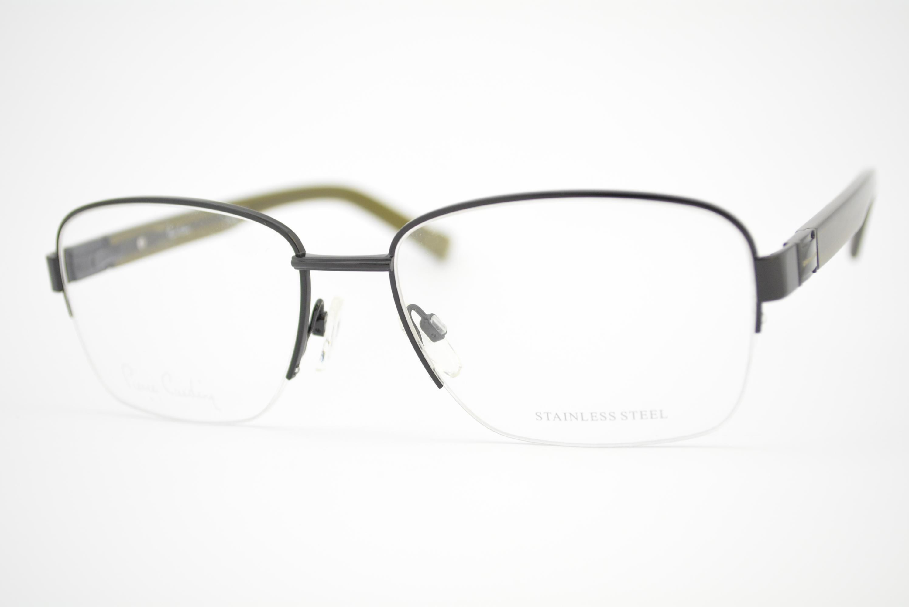 armação de óculos Pierre Cardin mod pc6836 807