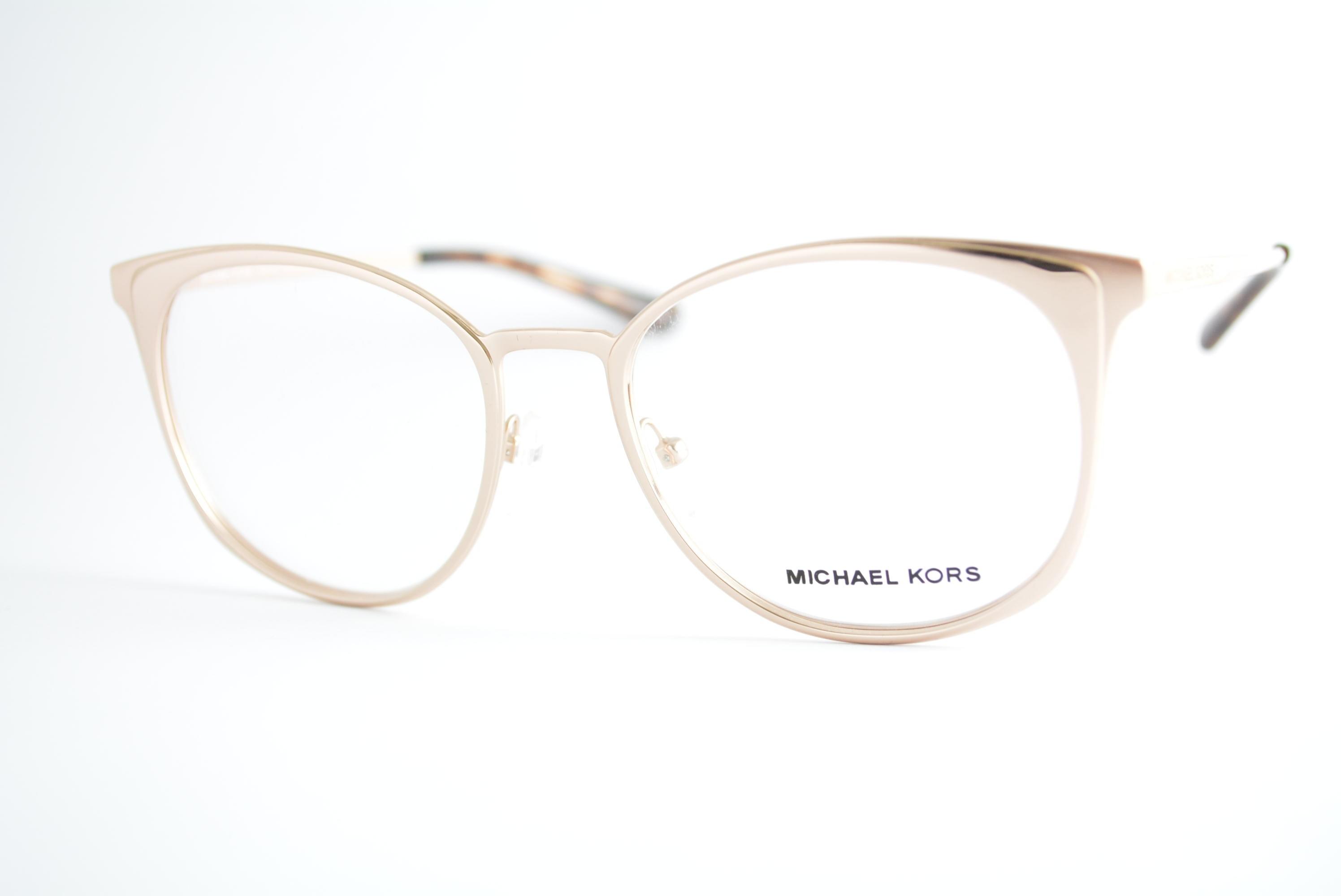 2504e2650 armação de óculos Michael Kors mod mk3022 1026 Ótica Cardoso