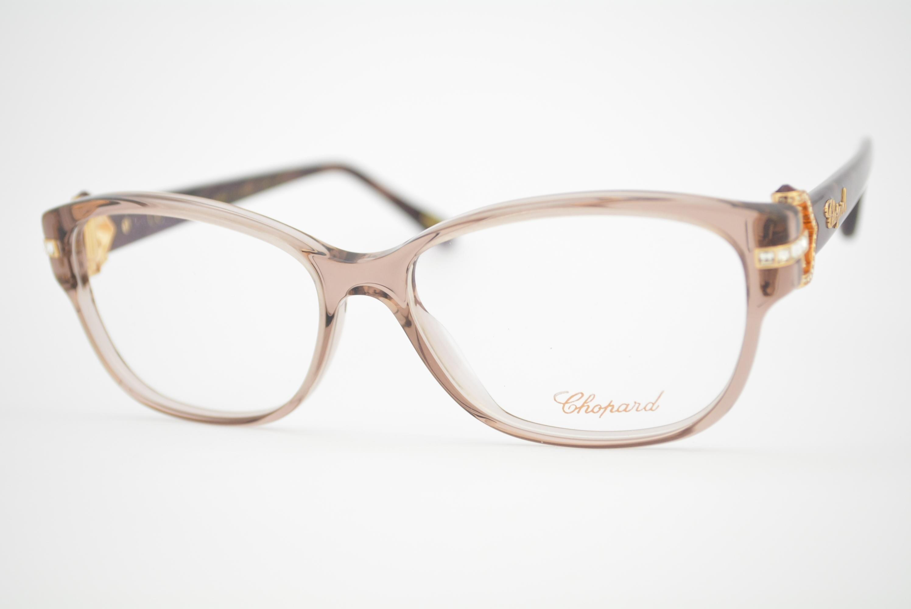 armação de óculos Chopard mod vch228s 0856
