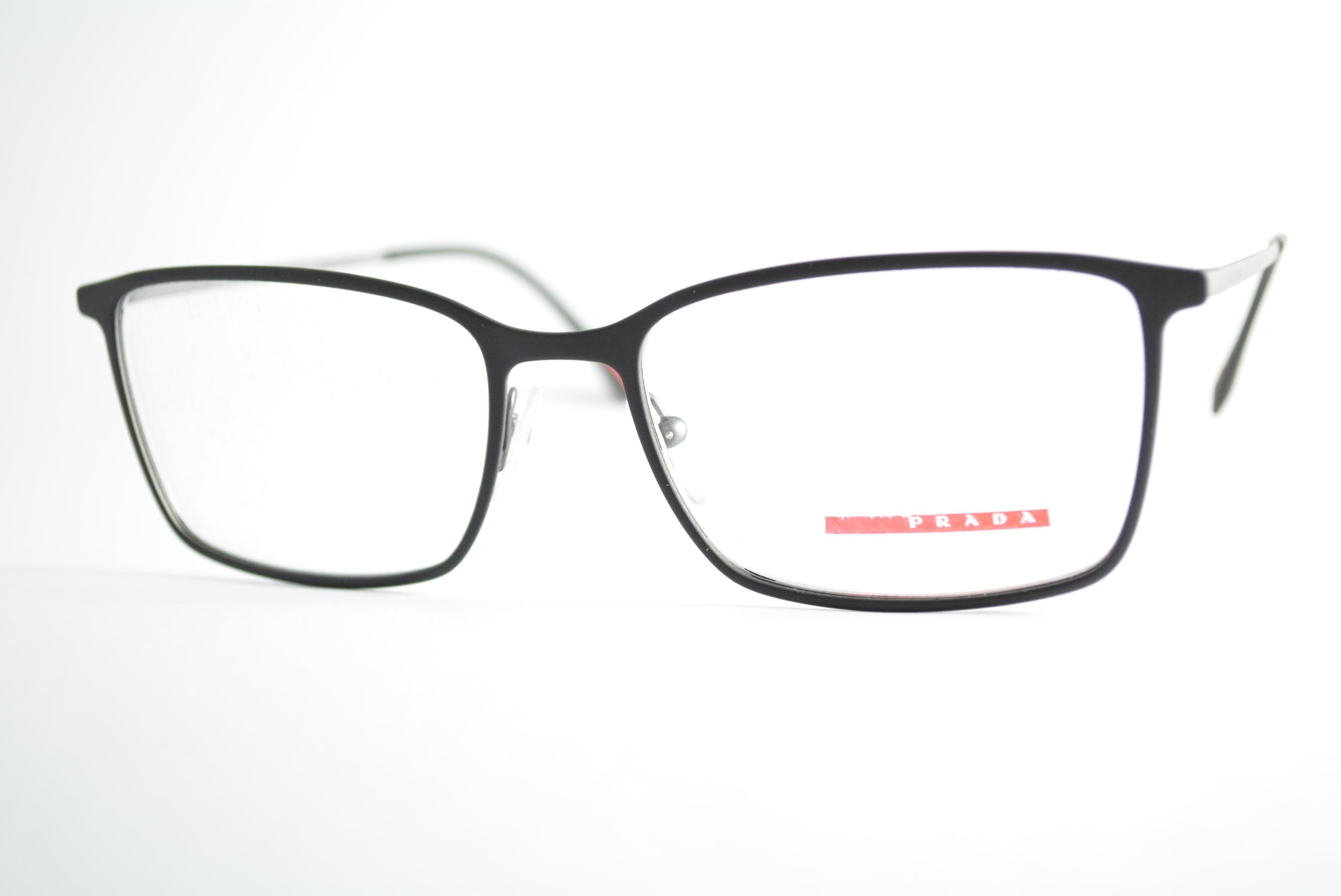 armação de óculos Prada Linea Rossa mod vps51L 6BJ-1O1