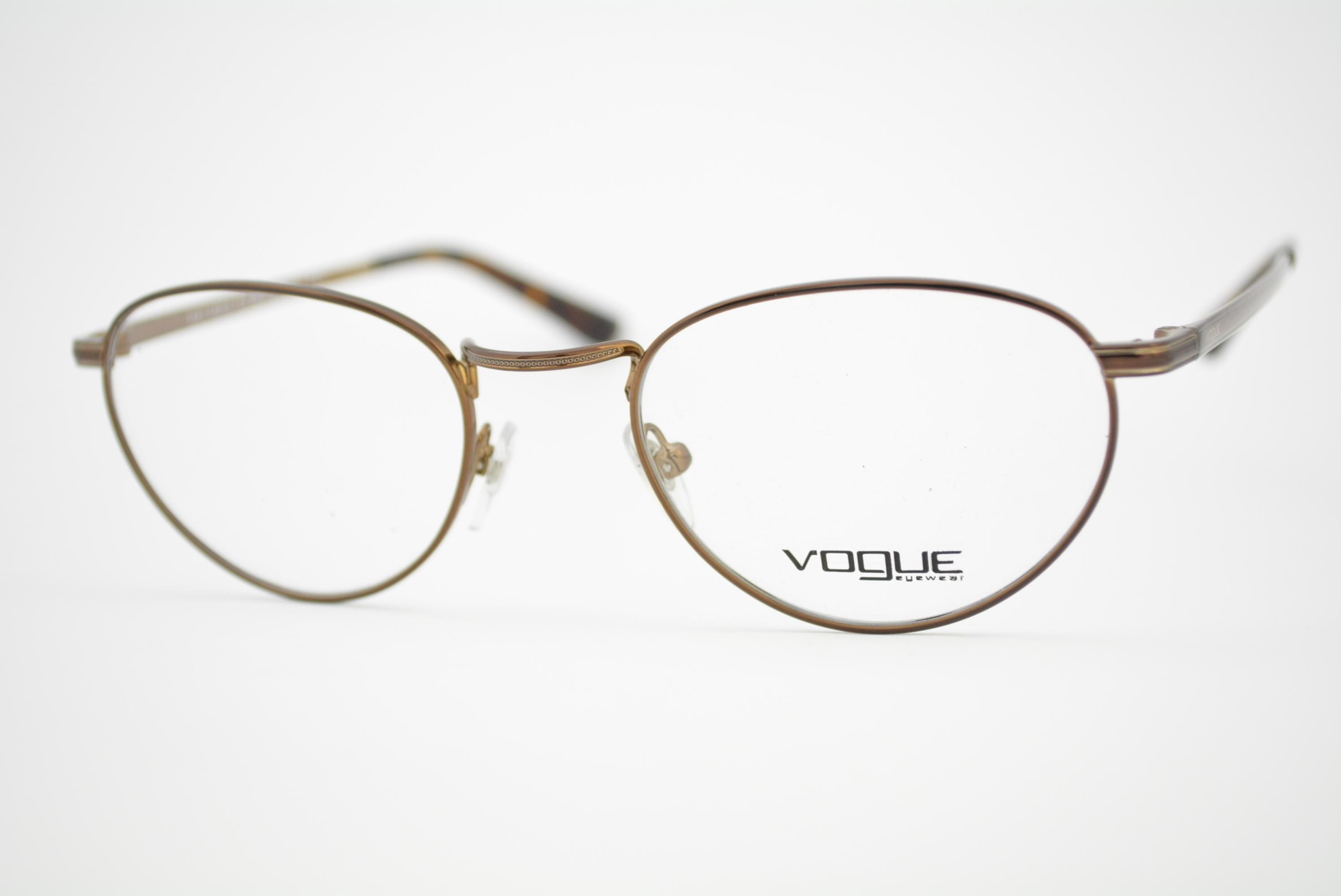 armação de óculos Vogue mod vo4084 5074