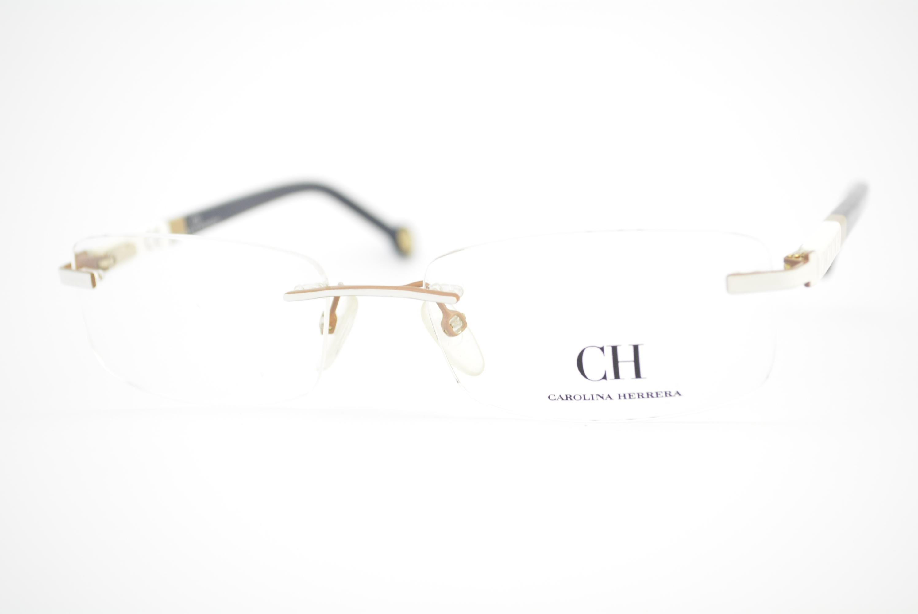 armação de óculos Carolina Herrera mod vhe040 col.0695 Ótica Cardoso 0d2176d431