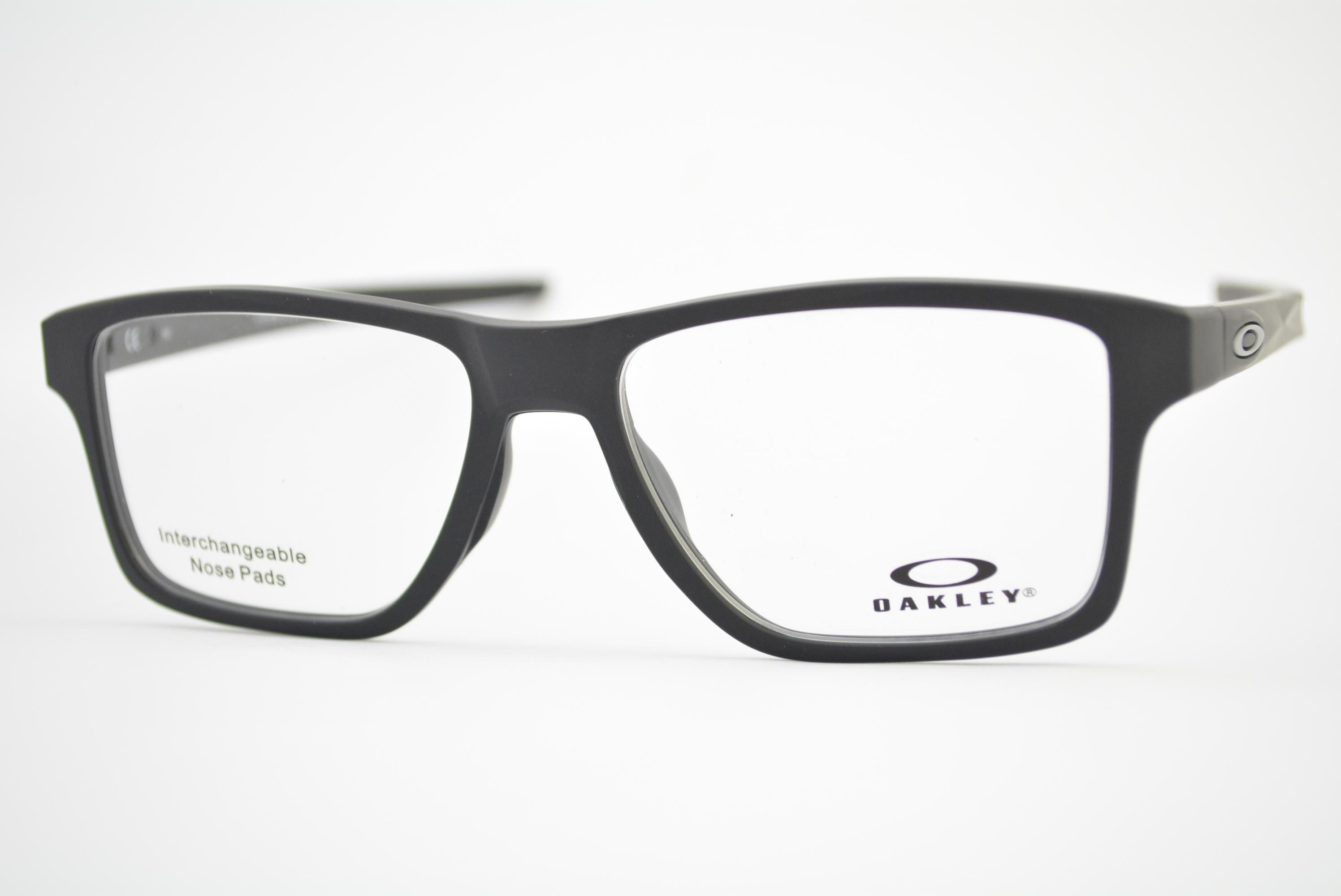 armação de óculos Oakley mod Chamfer squared ox8143-0154 Ótica Cardoso 4e67eae812