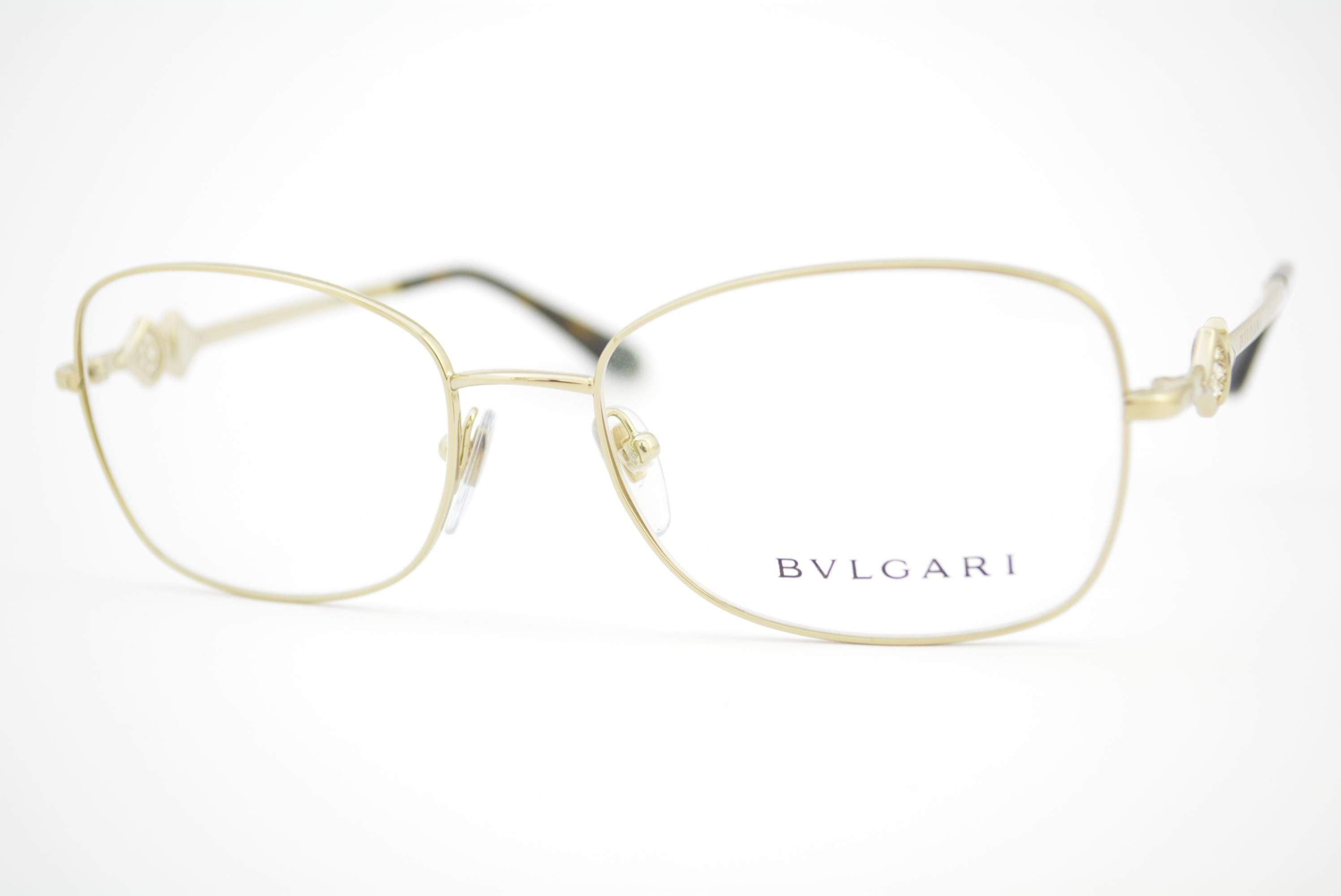 armação de óculos Bvlgari mod 2179-B 278 Ótica Cardoso 62082436b4
