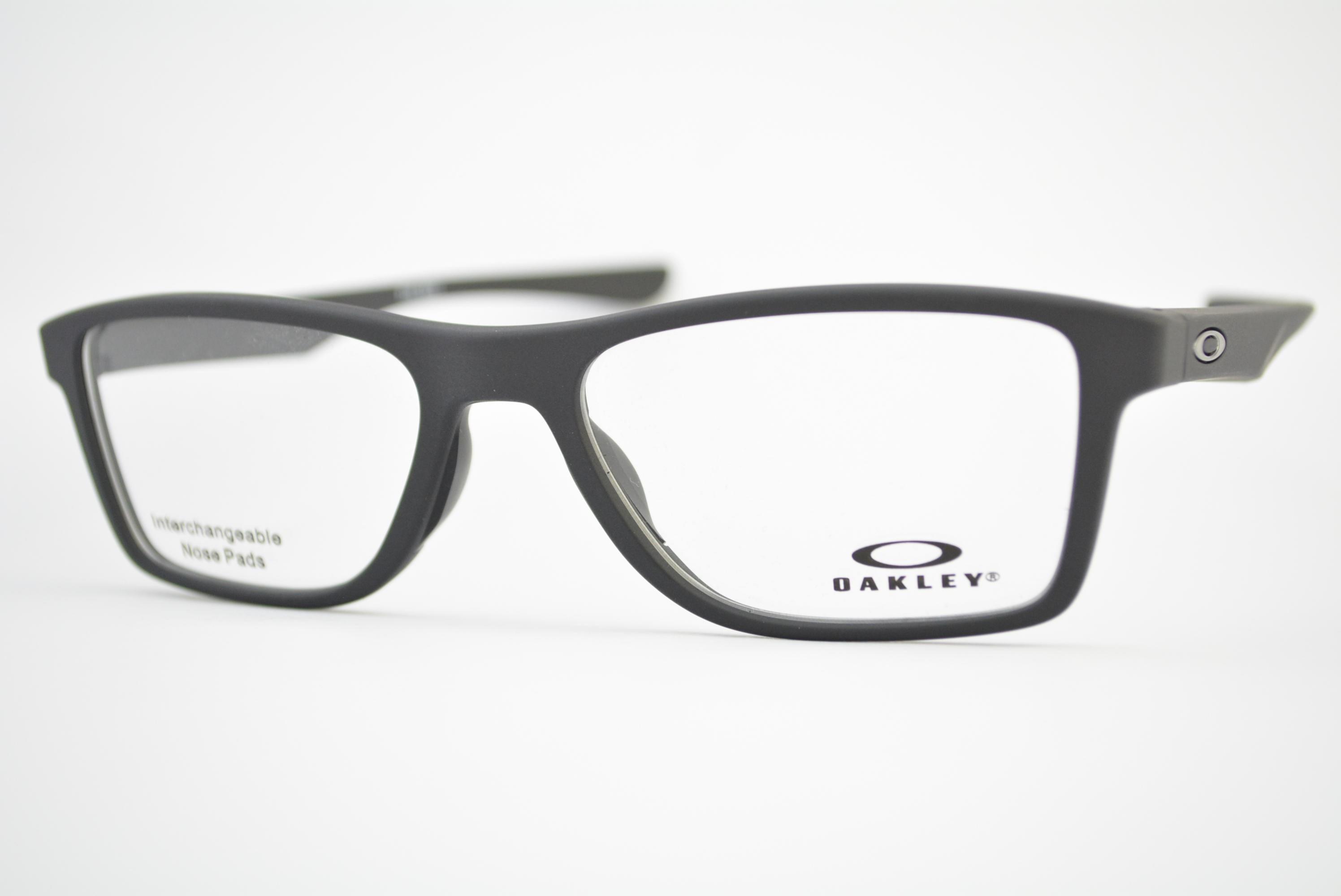 armação de óculos Oakley mod Fin Box ox8108-0155