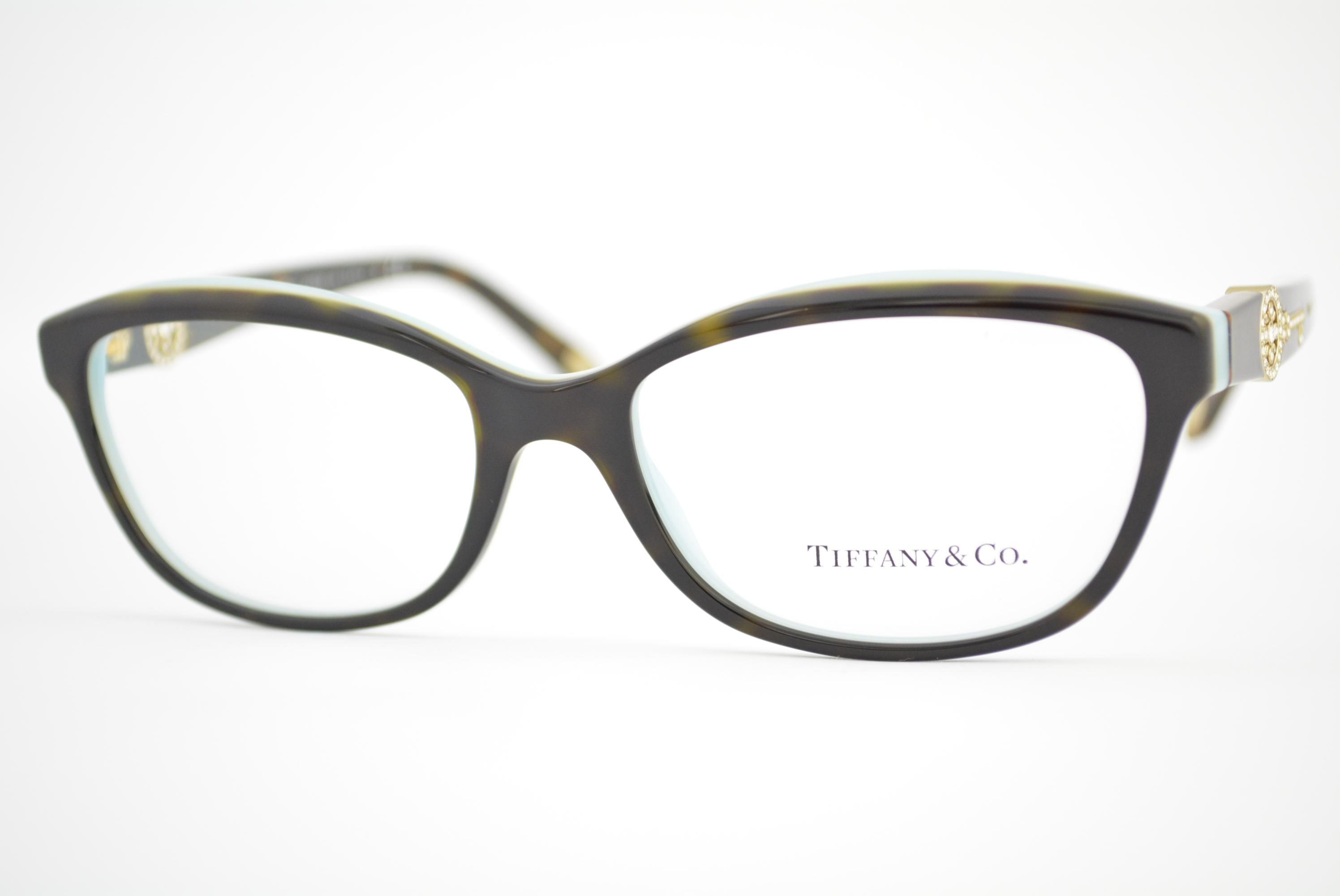 cca8f8fbabf62 armação de óculos Tiffany mod TF2127-B 8134 Ótica Cardoso