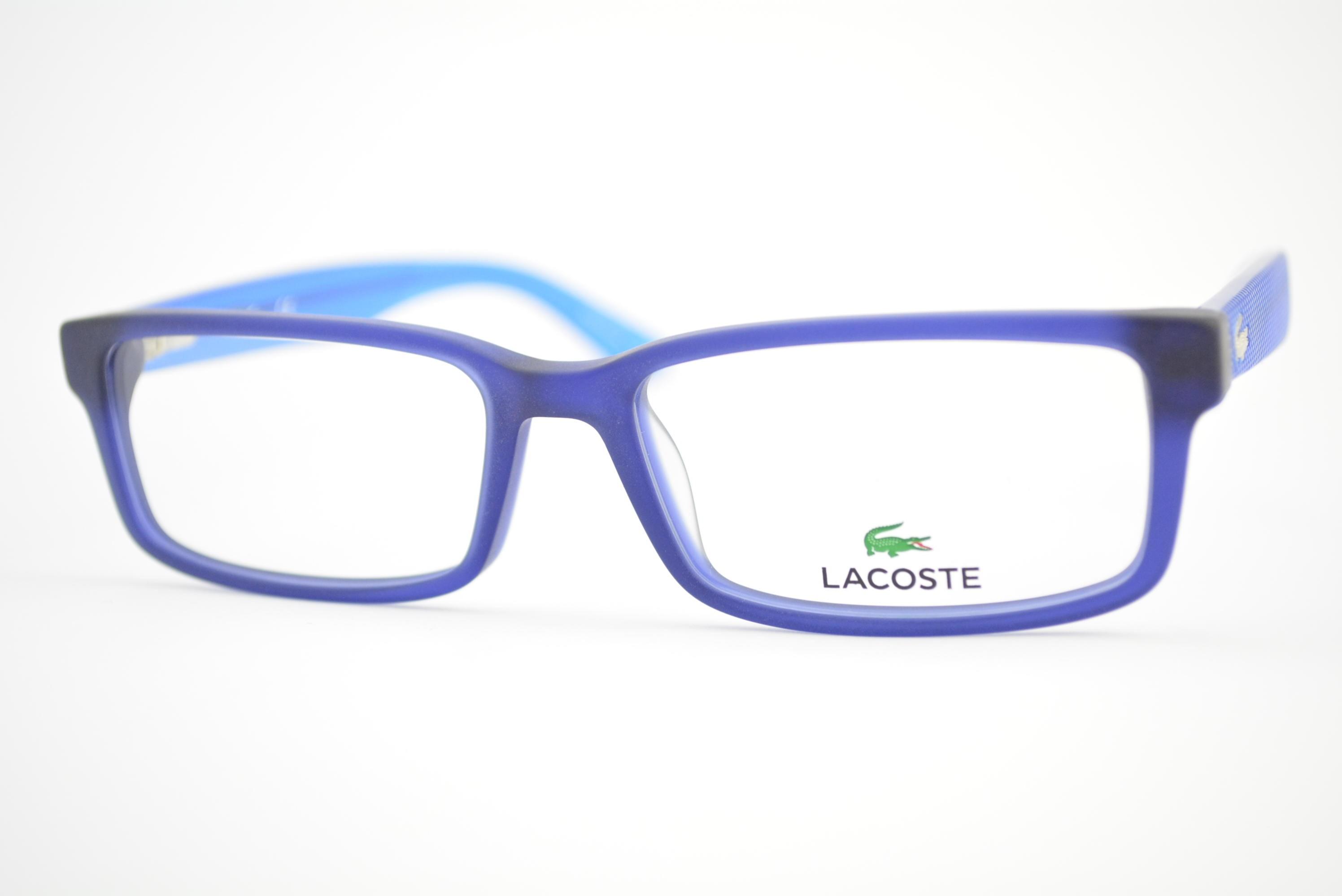 armação de óculos Lacoste mod L2685 424 Ótica Cardoso 9f4390e488
