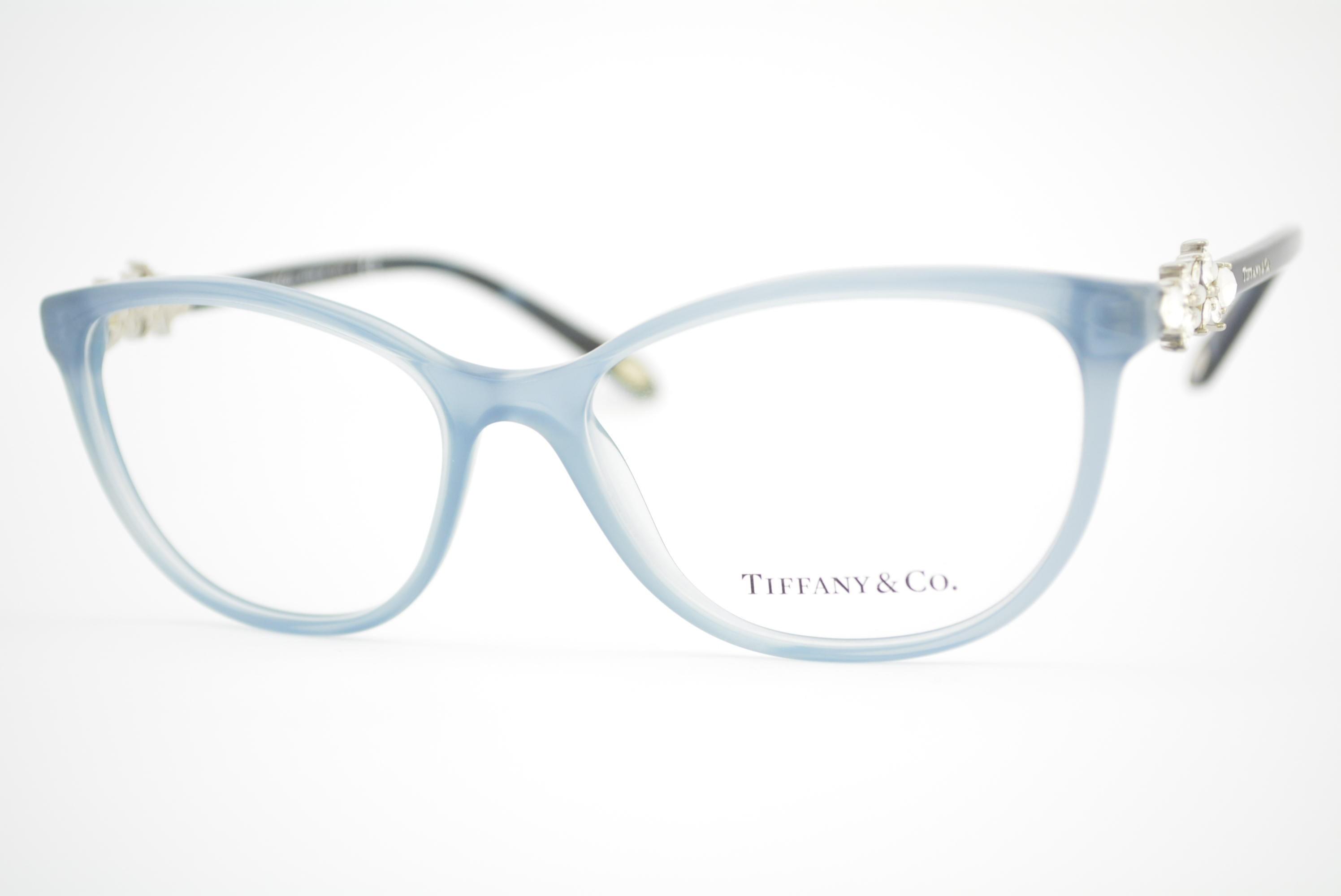 armação de óculos Tiffany mod TF2144-H-B 8220 Ótica Cardoso c51004af9f