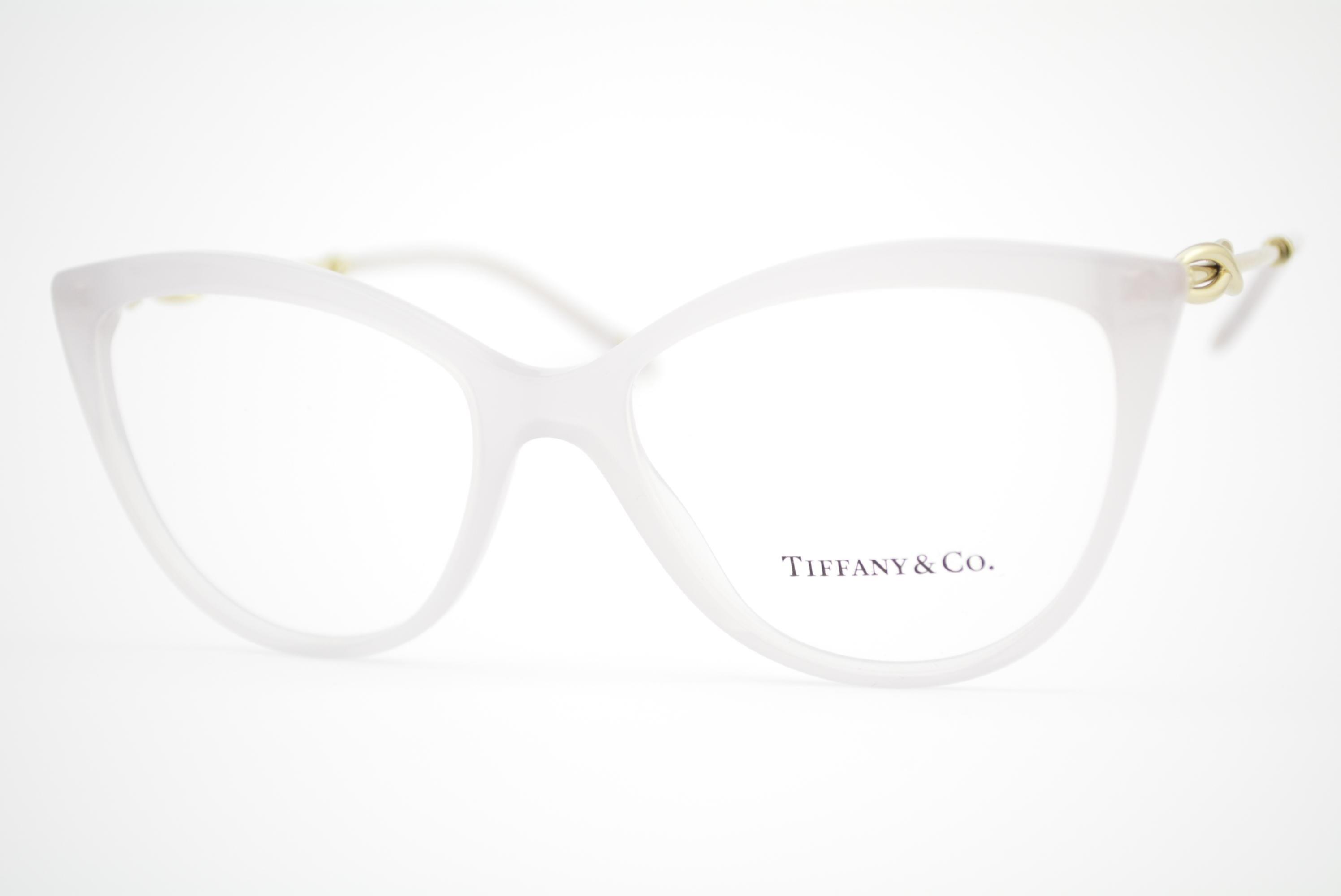 a319a6f45a973 armação de óculos Tiffany mod TF2161-B 8243 Ótica Cardoso