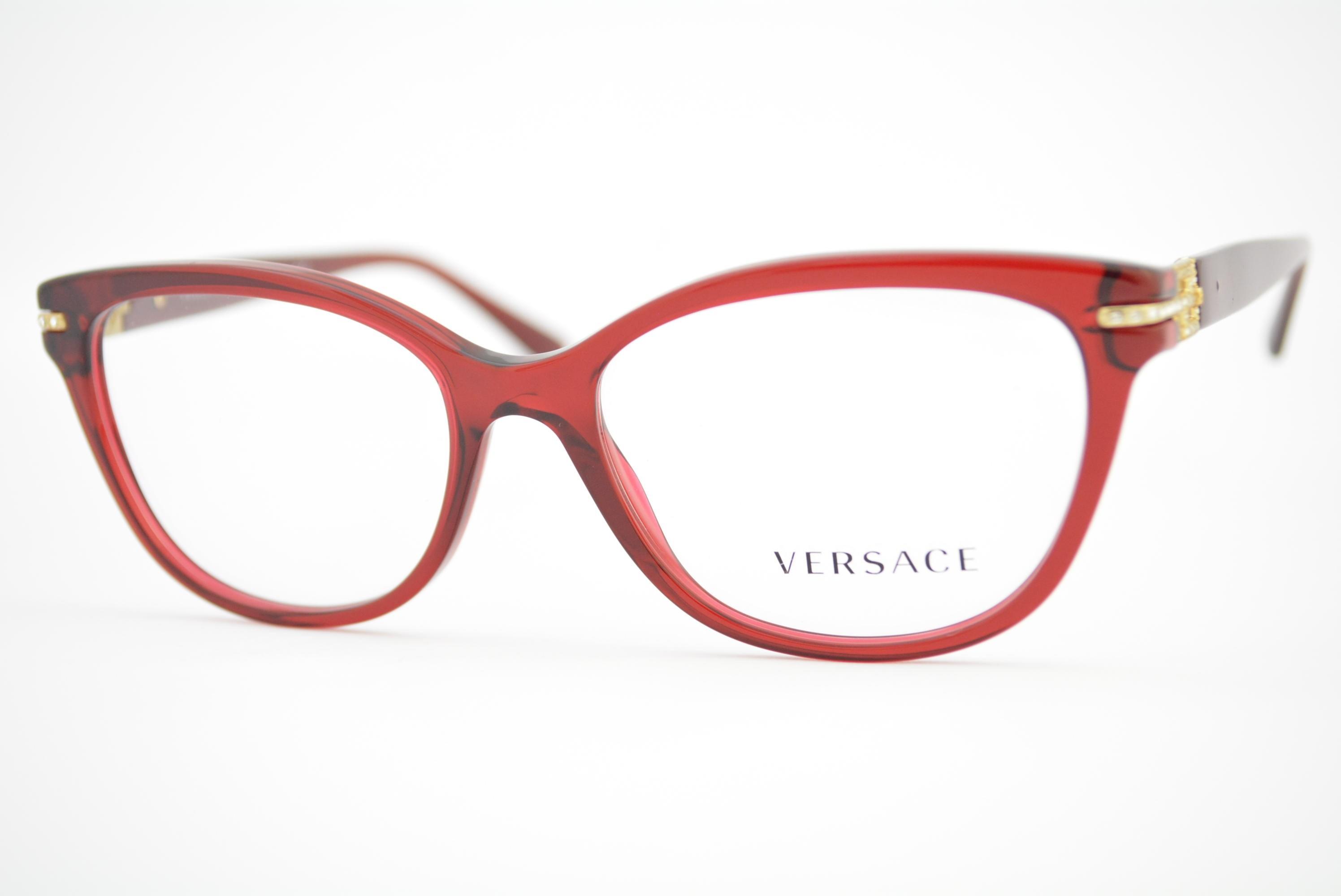 adad319a462b1 armação de óculos Versace mod 3205-B 388 Ótica Cardoso