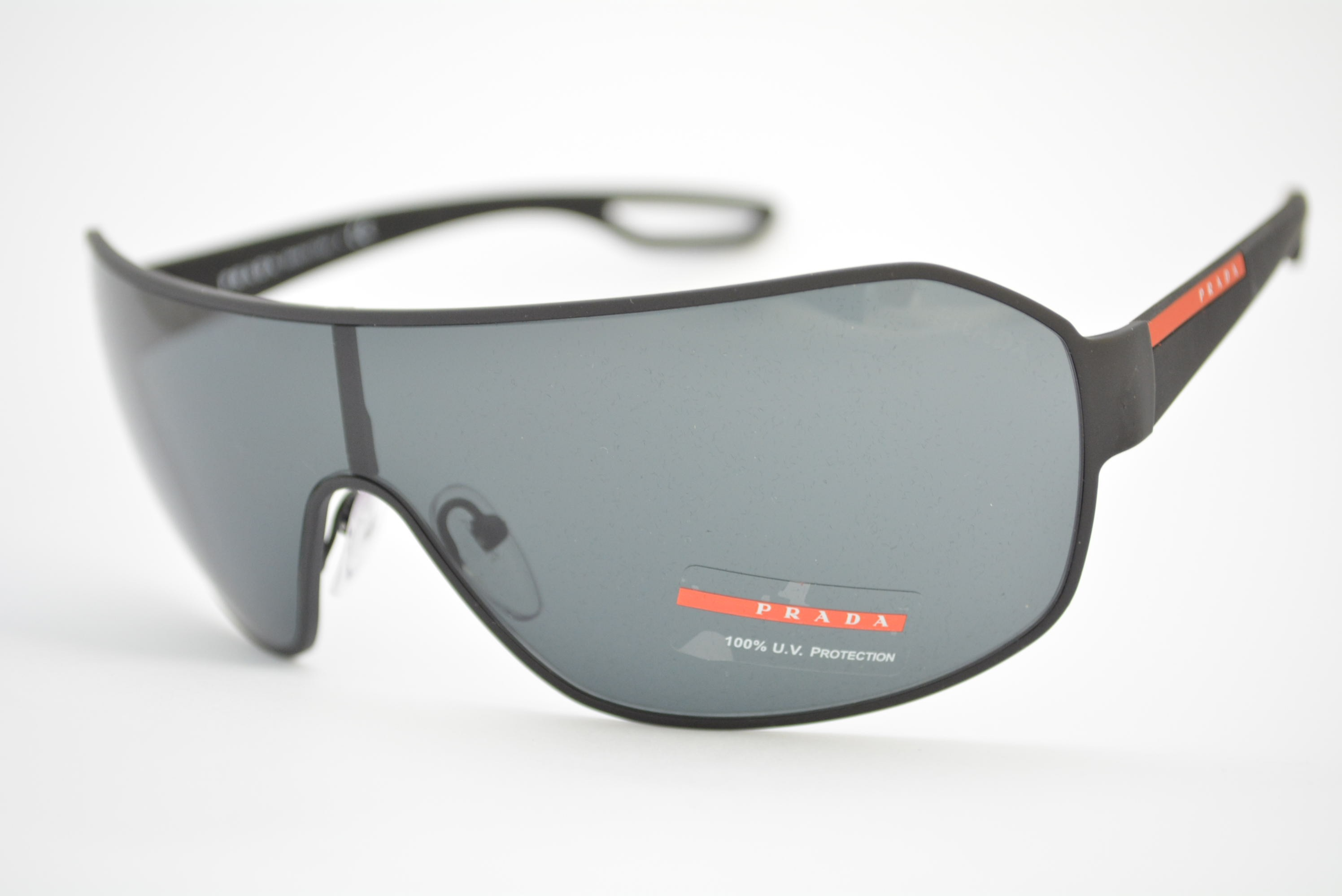 af24bfddafbcf óculos de sol Prada Linea Rossa mod sps52Q DG0-1A1 Ótica Cardoso
