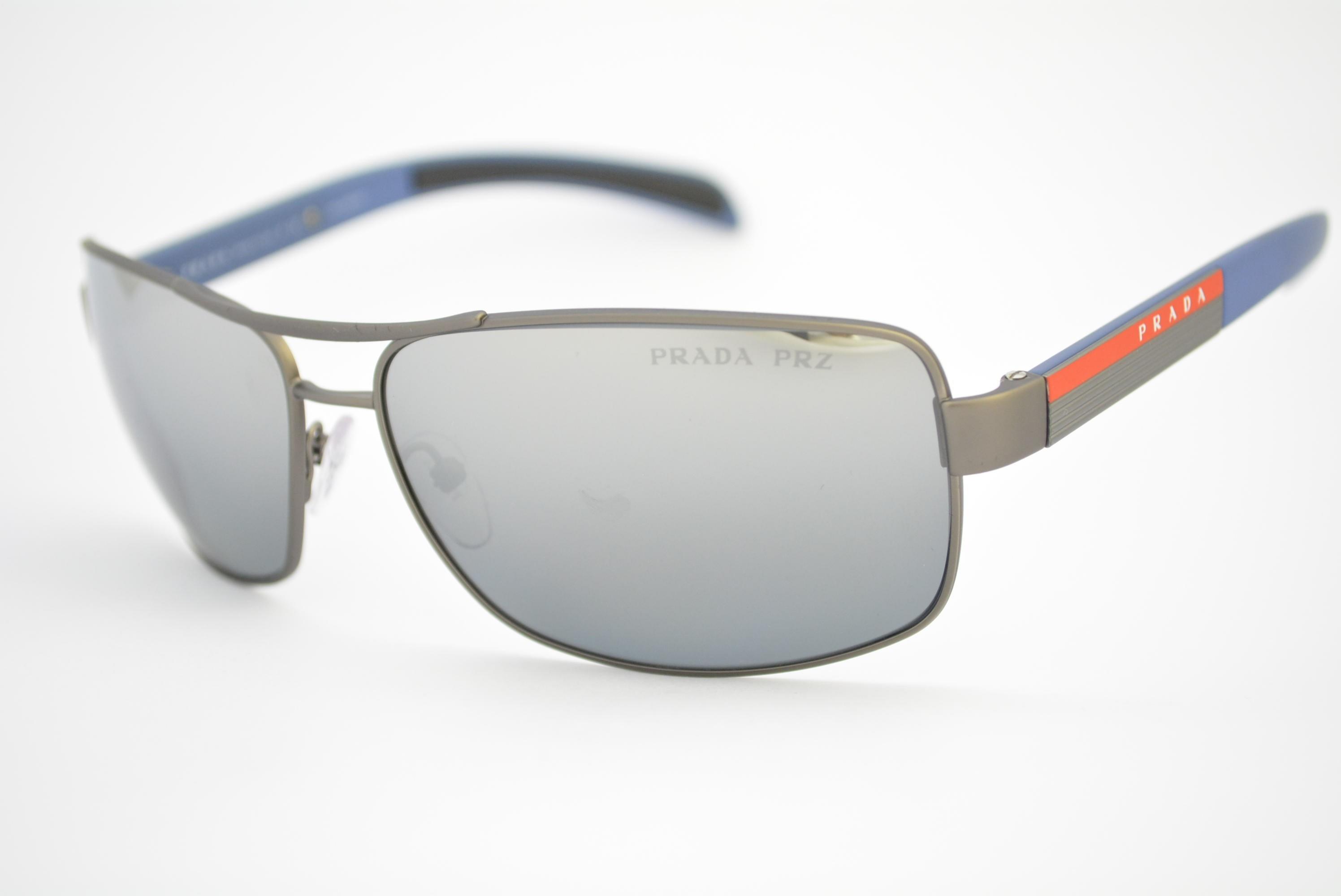 óculos de sol Prada Linea Rossa mod sps54I DG1-2F2