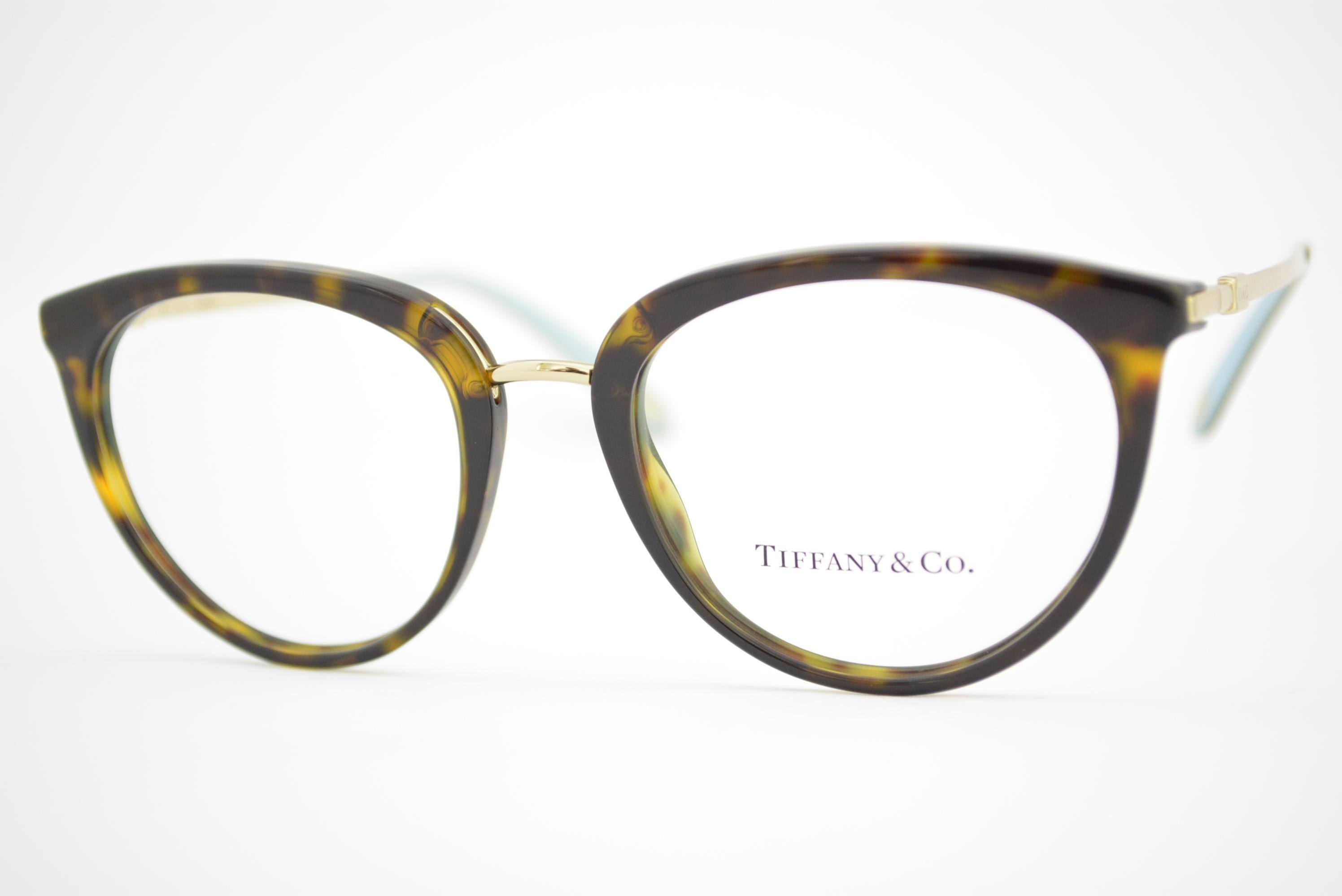armação de óculos Tiffany mod TF2148 8015 Ótica Cardoso 16ded4a3f9