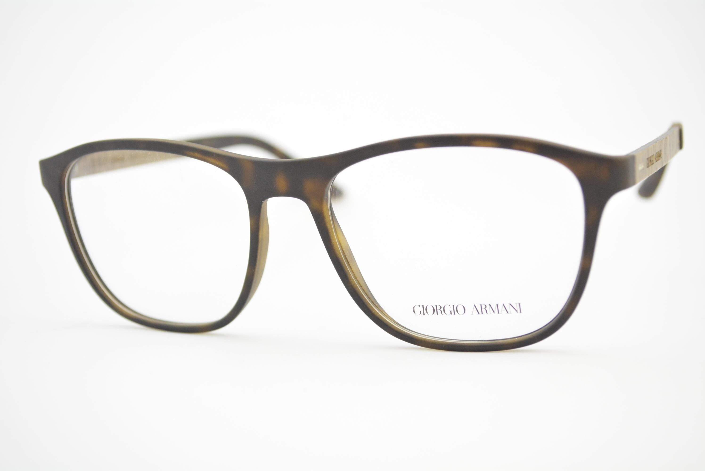 3aa9fe7bb armação de óculos Giorgio Armani mod ar7135 5089 Ótica Cardoso