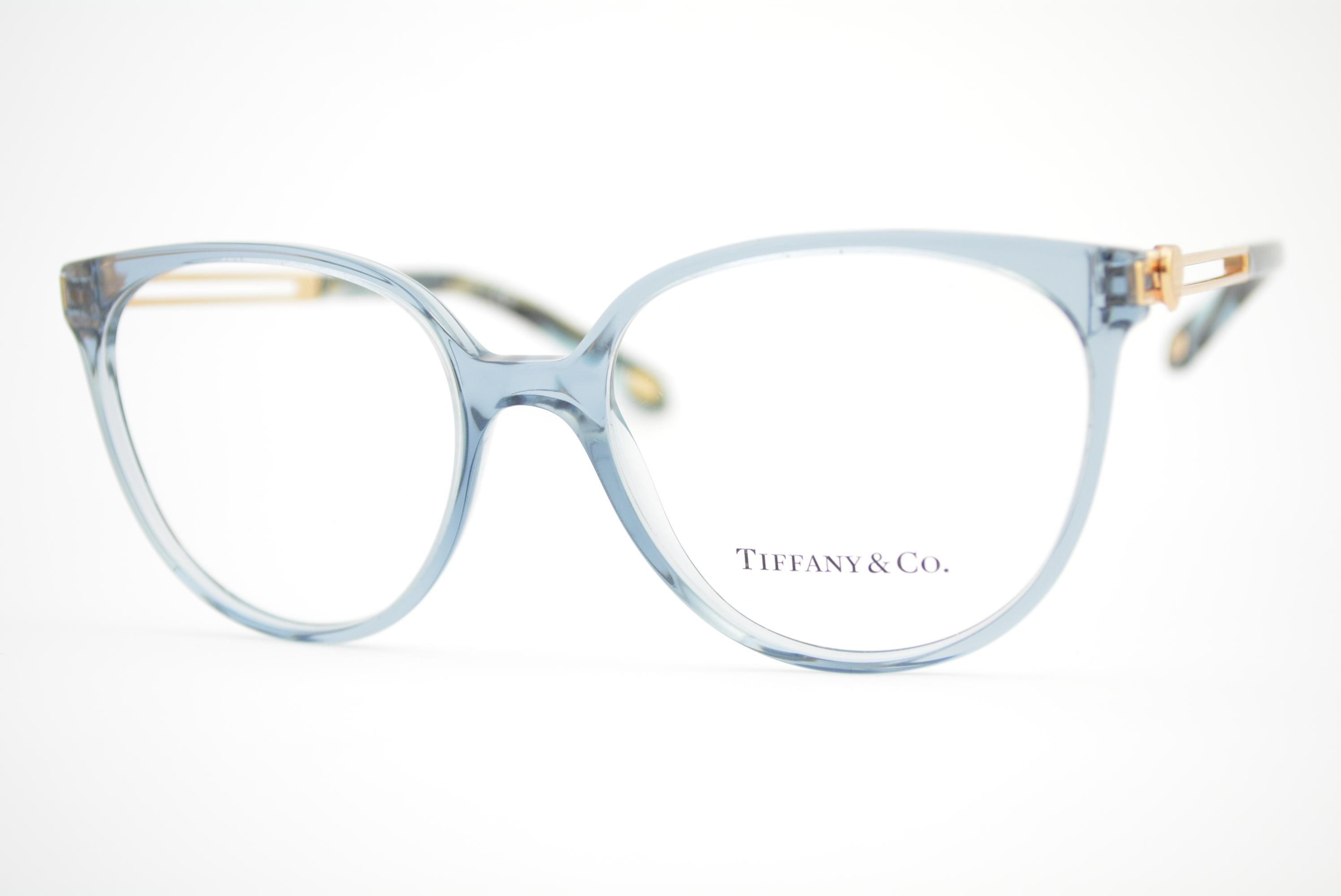 55145f92d60e2 armação de óculos Tiffany mod TF2152 8218 Ótica Cardoso