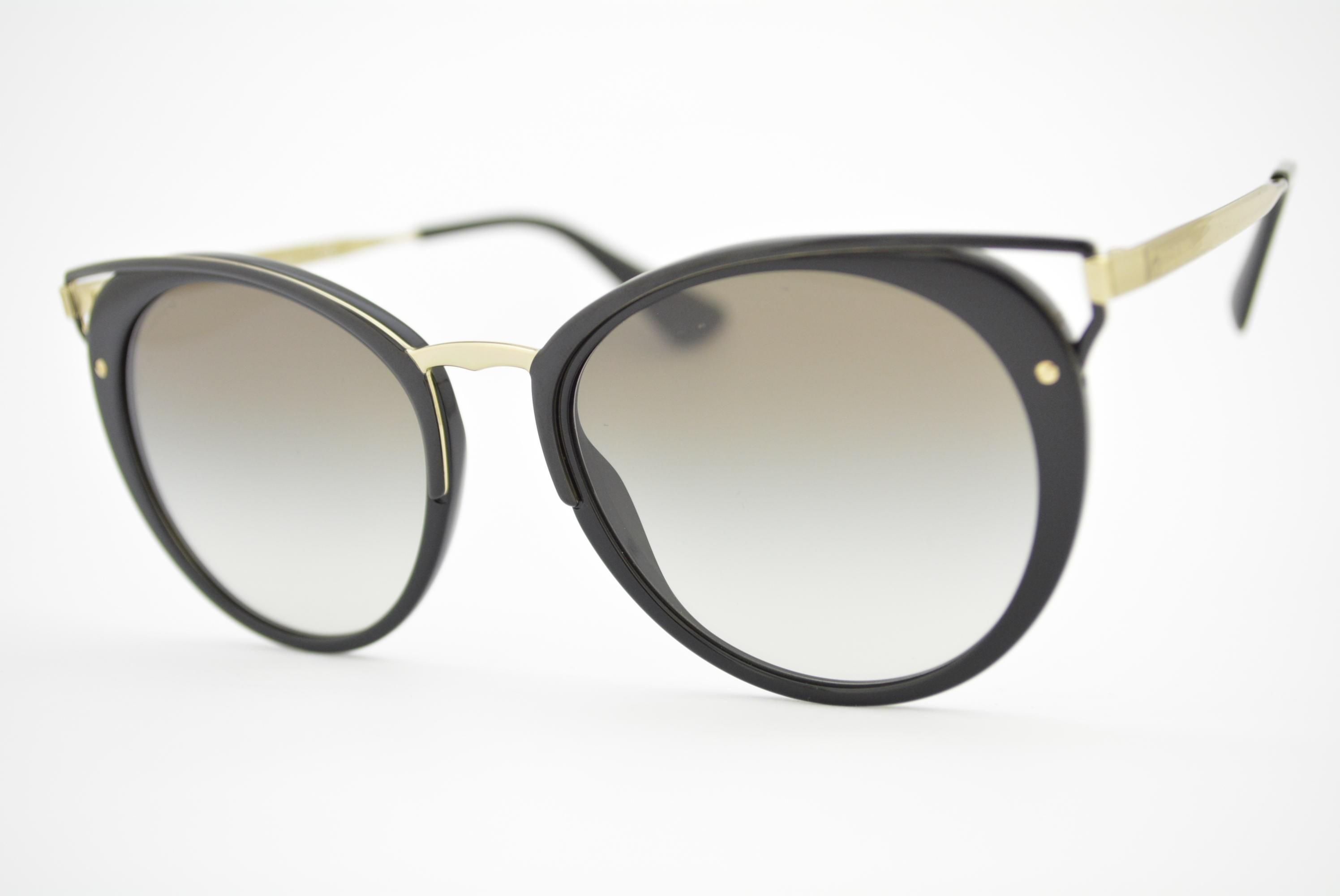 90bbcbe6d6b18 óculos de sol Prada mod spr66T 1AB-0A7 Ótica Cardoso