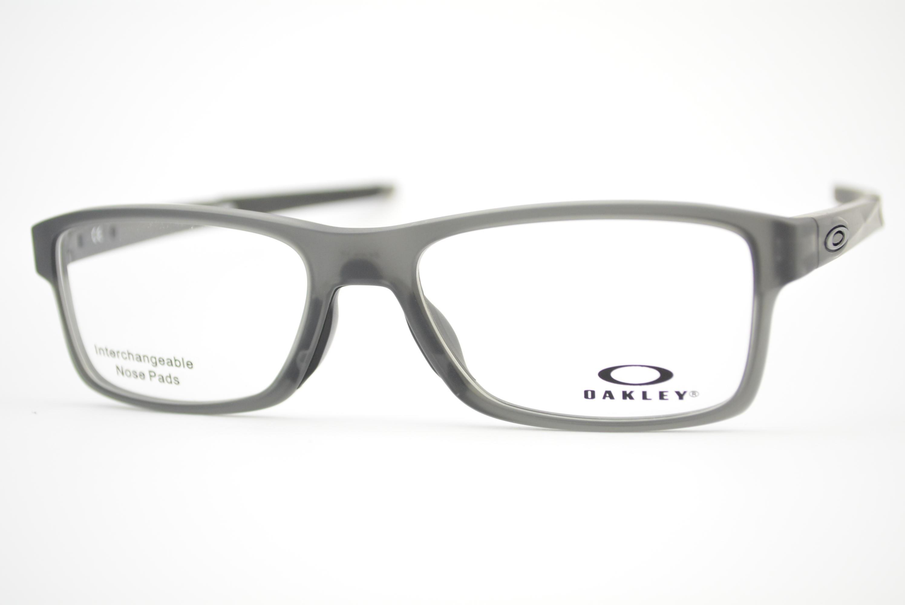 9ee65d96e9f4e armação de óculos Oakley mod Chamfer MNP ox8089-0354 Ótica Cardoso