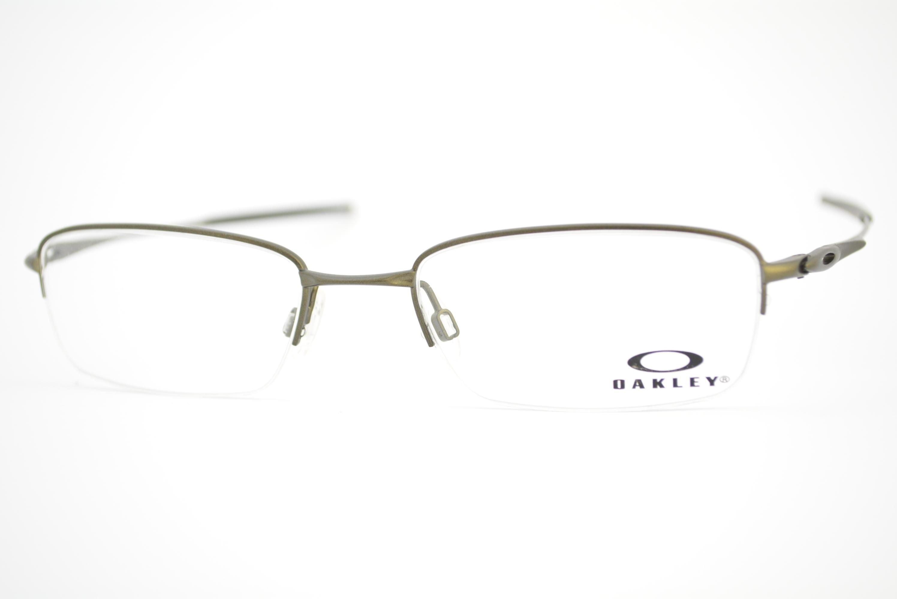 00a03314c44ff armação de óculos Oakley mod ox3133-0353 pewter Ótica Cardoso