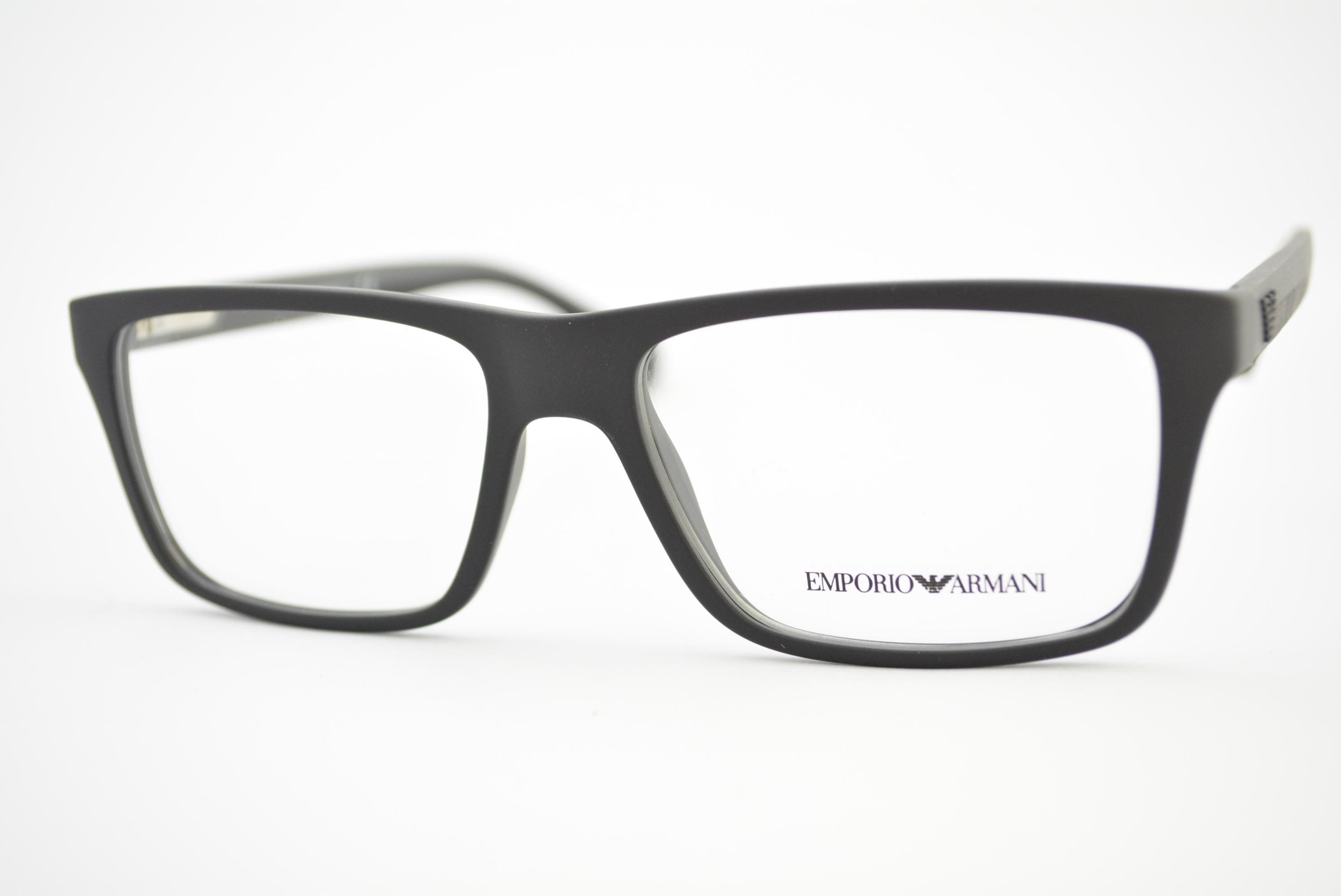 6b654e2c2994f armação de óculos Emporio Armani mod EA3034 5229 Ótica Cardoso