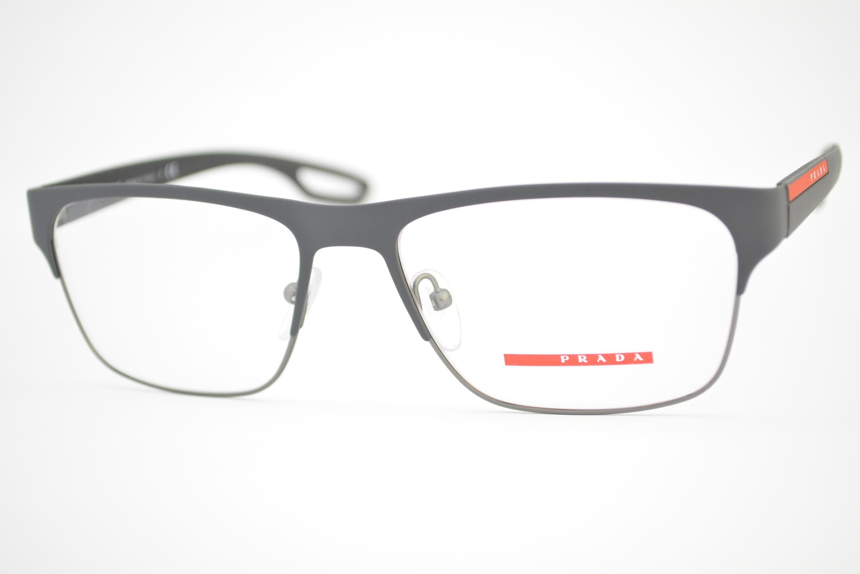 2f2763d7dbc25 armação de óculos Prada Linea Rossa mod vps52G UFK-1O1 Ótica Cardoso