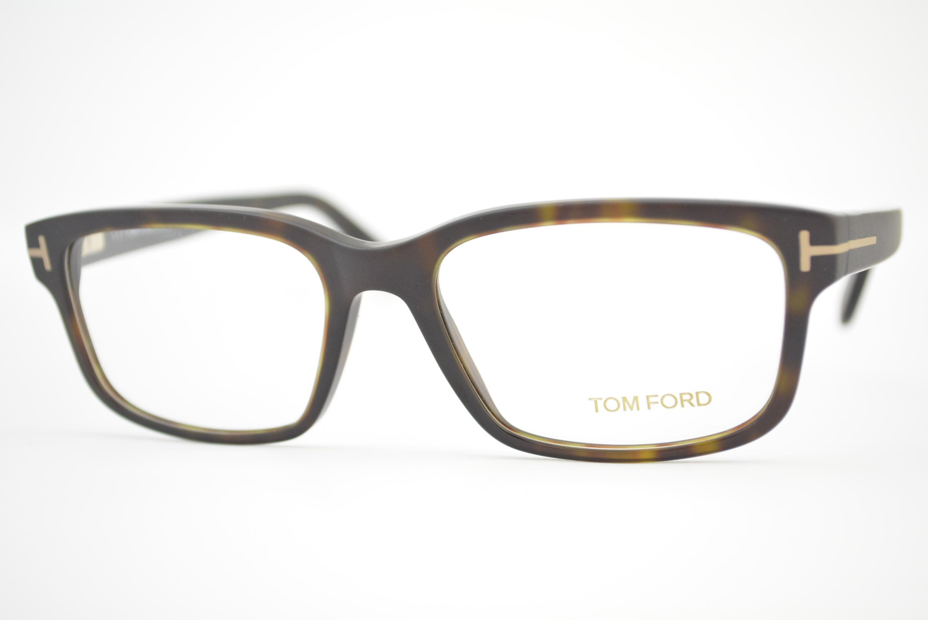 53203914a armação de óculos Tom Ford mod TF5313 052 Ótica Cardoso