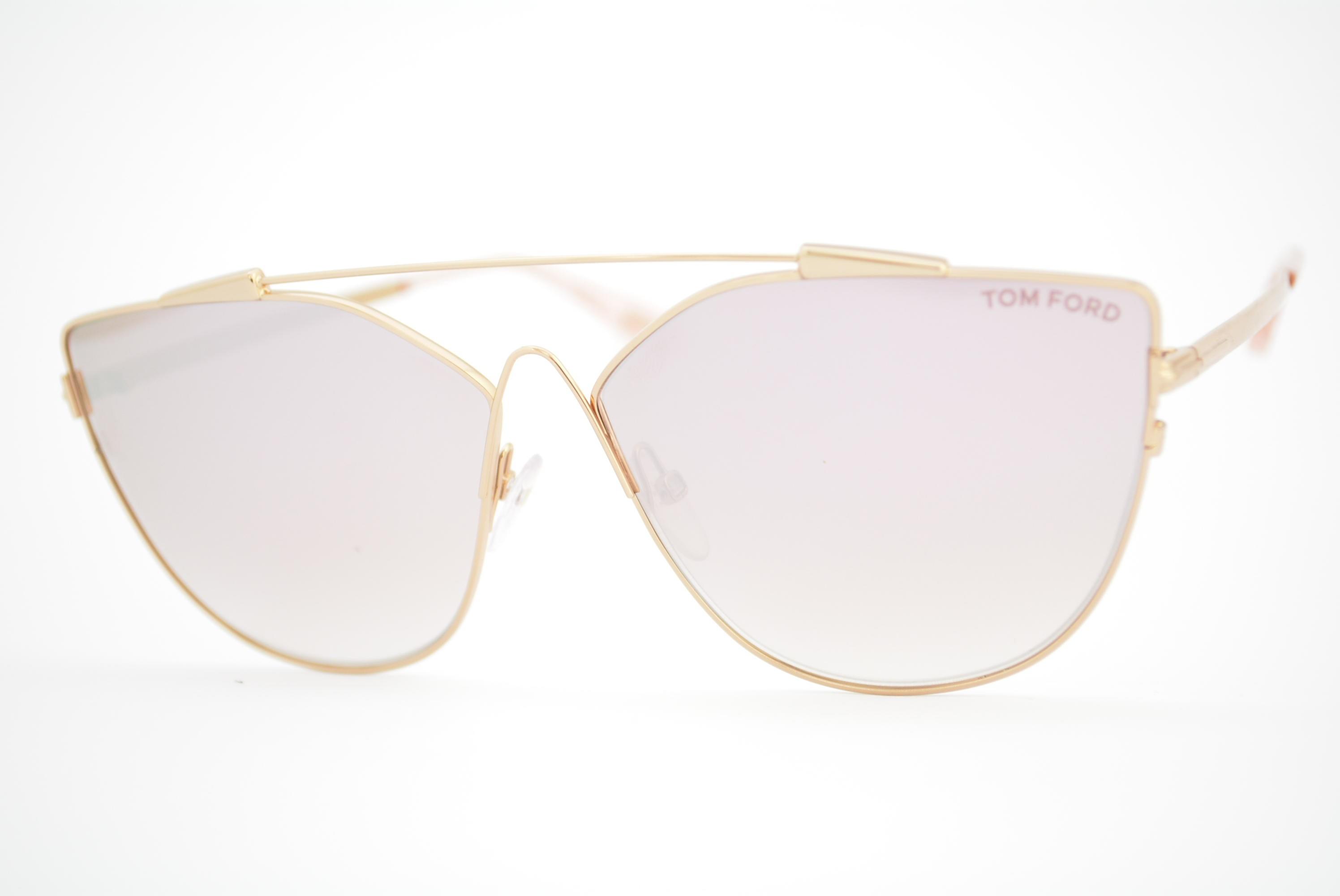 óculos de sol Tom Ford mod Jacquelyn 02 TF563 33z Ótica Cardoso c0c54f52c4