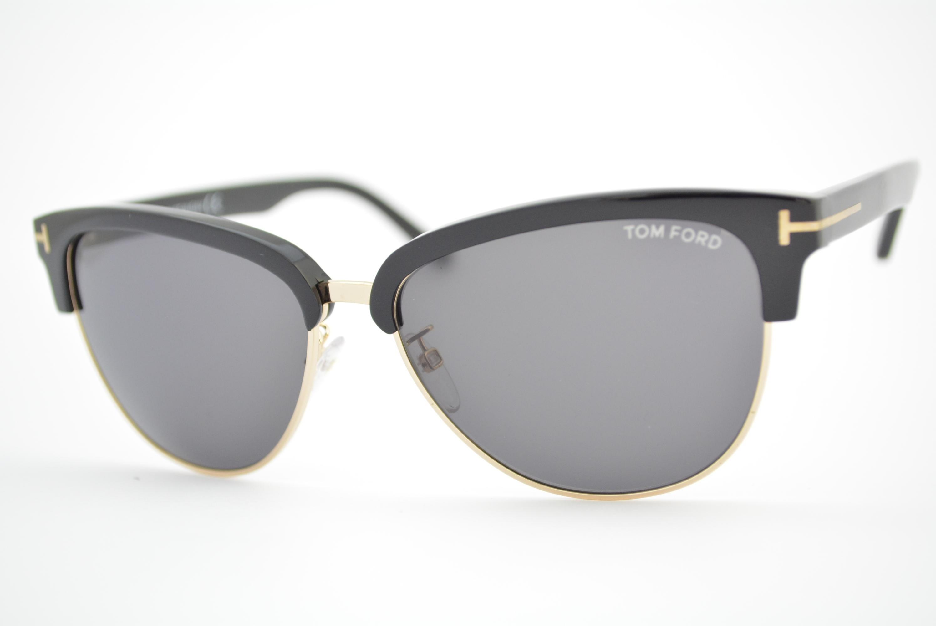 óculos de sol Tom Ford mod TF368 01A Ótica Cardoso 7917fd9408