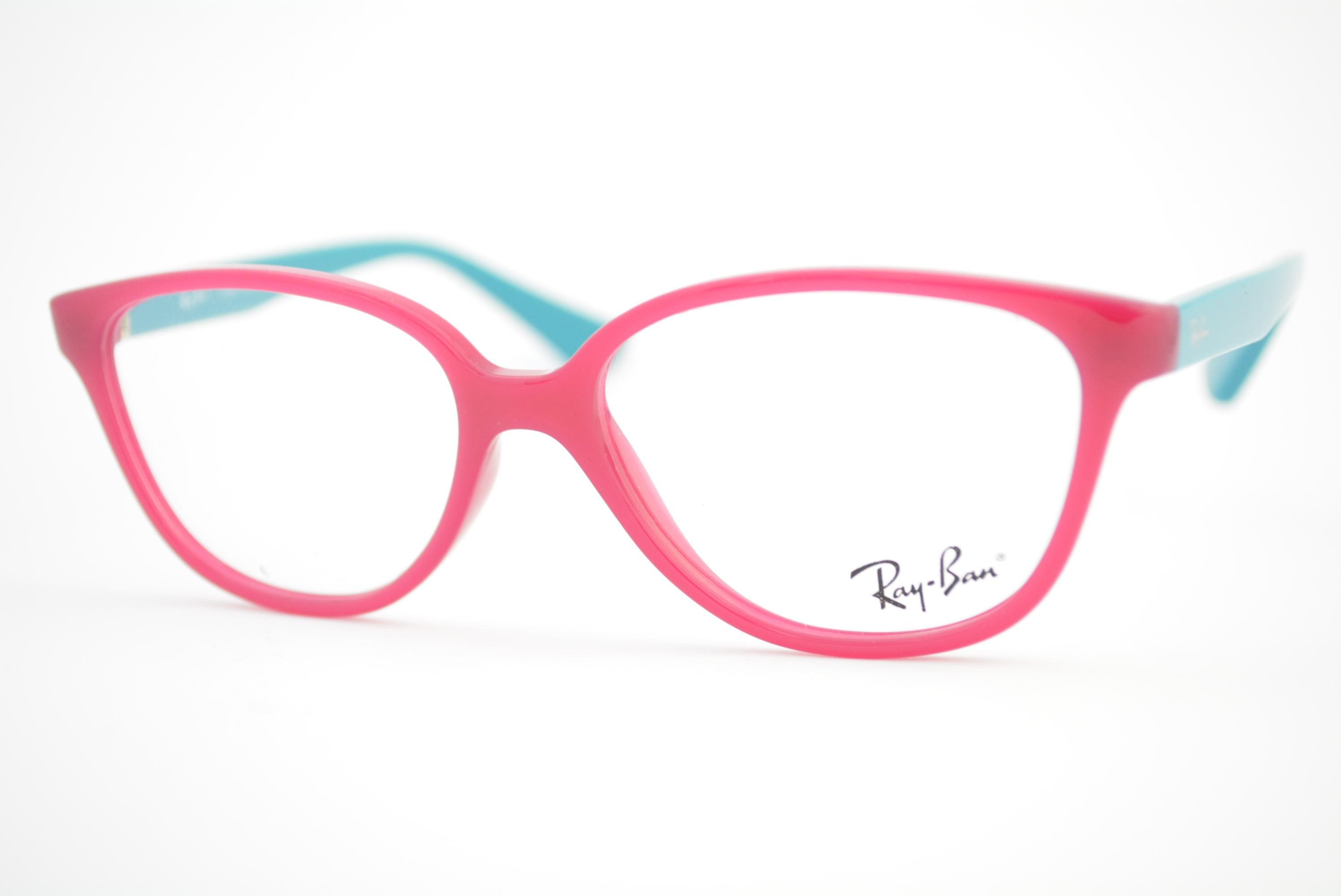 608e06069 armação de óculos Ray Ban Infantil mod rb1582L 3737 Ótica Cardoso