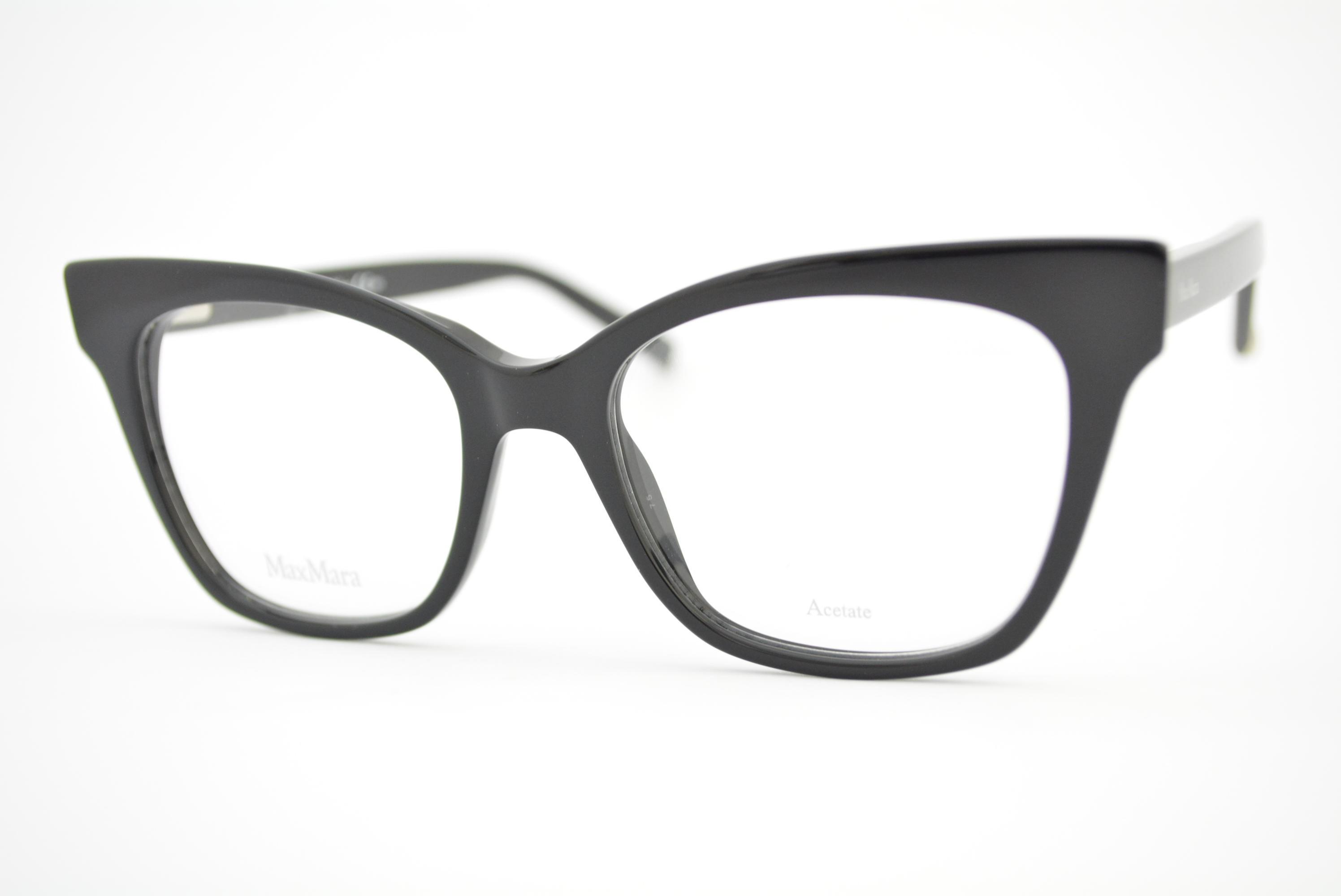 493ebfbc0 armação de óculos Max Mara mod mm1318 807 Ótica Cardoso