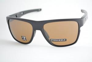 dcc863d8d7703 óculos de sol Oakley mod Crossrange XL matte black w prizm tungsten  polarized 9360-
