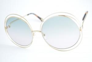 óculos de sol Chloé Carlina mod ce114s 751