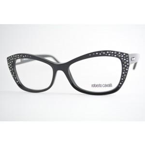 armação de óculos Roberto Cavalli mod 5037 001