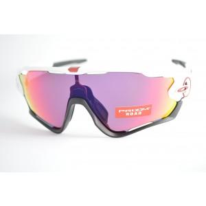 123c2e5af641e óculos de sol Oakley mod Jawbreaker polished white w prizm road 9290-05